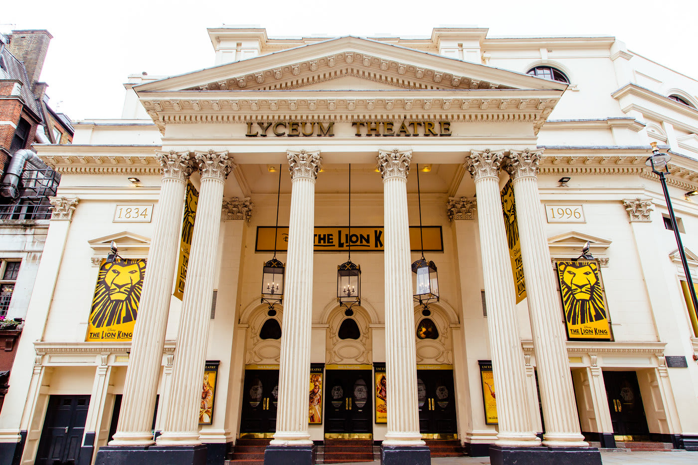 plan your visit to lyceum theatre