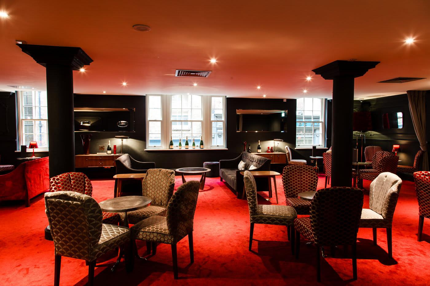 Lyceum Ambassador Lounge