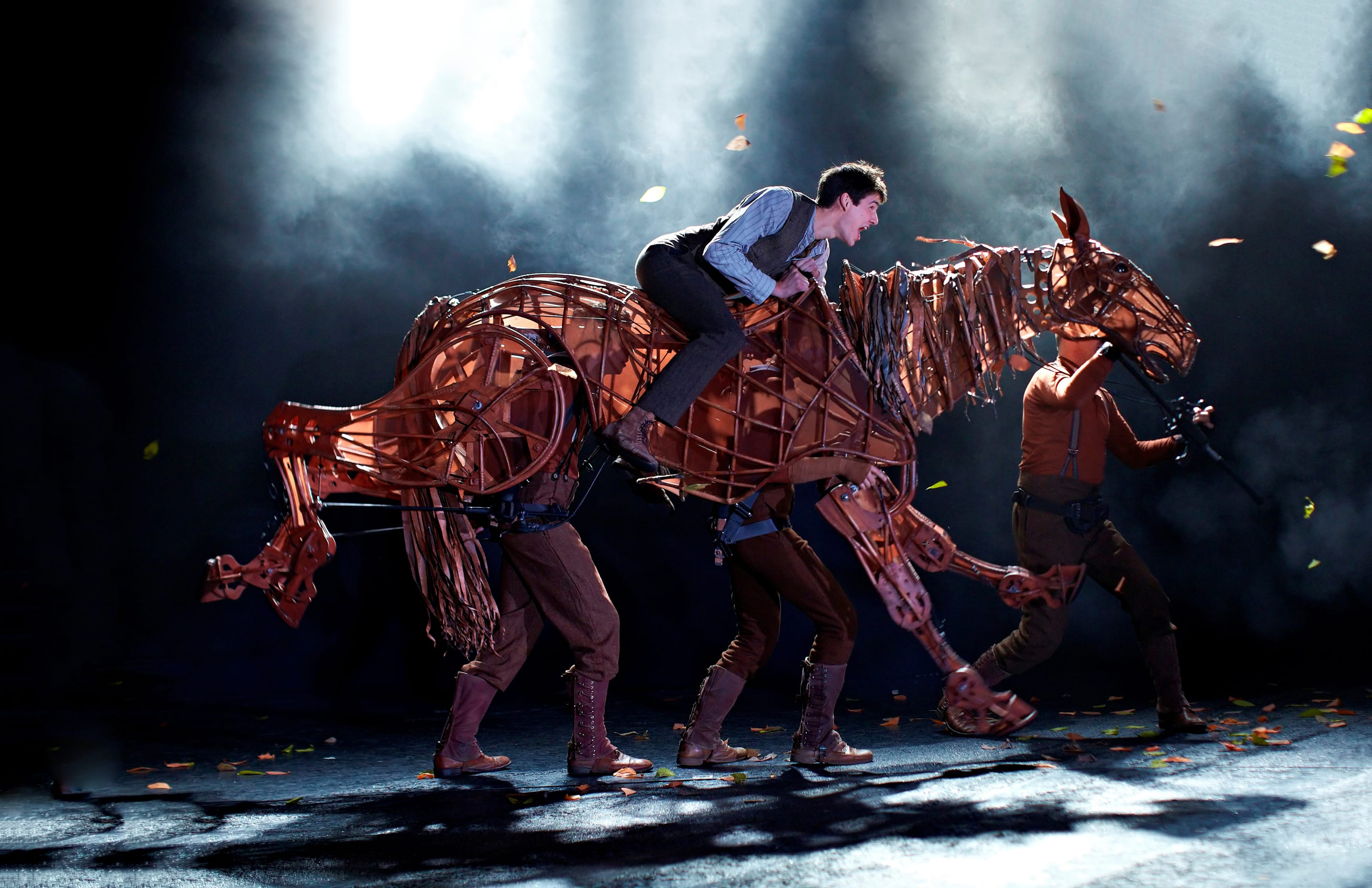 War Horse Production Shot