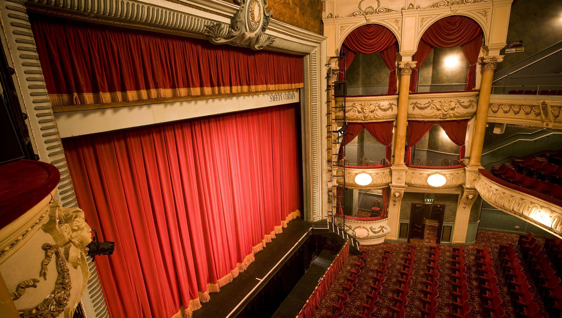 Grand Opera House York Internal