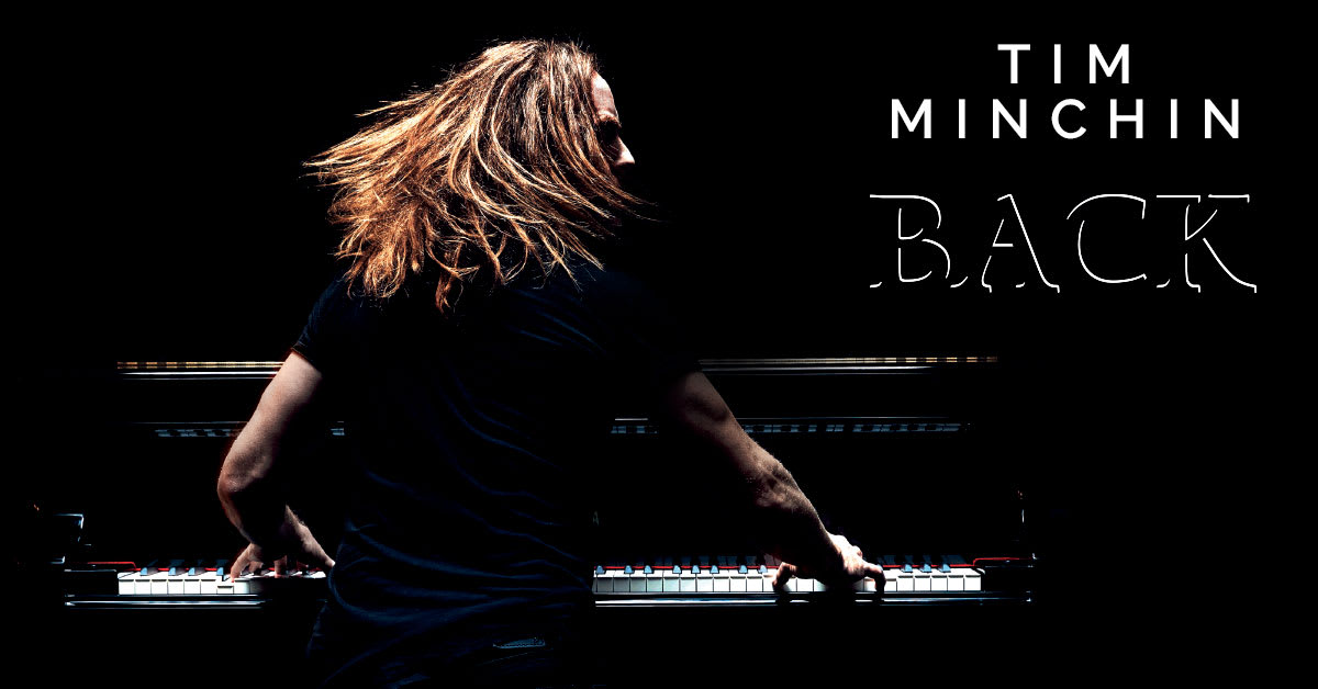 Tim Minchin - Back Title Shot