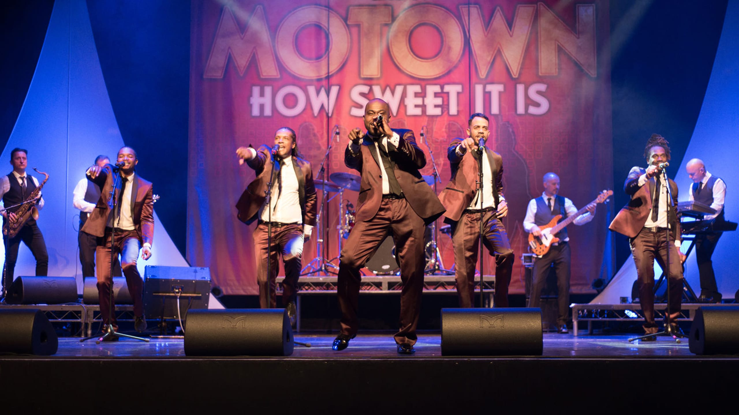 The Greatest Hits of Motown - How Sweet It Is Header Asset
