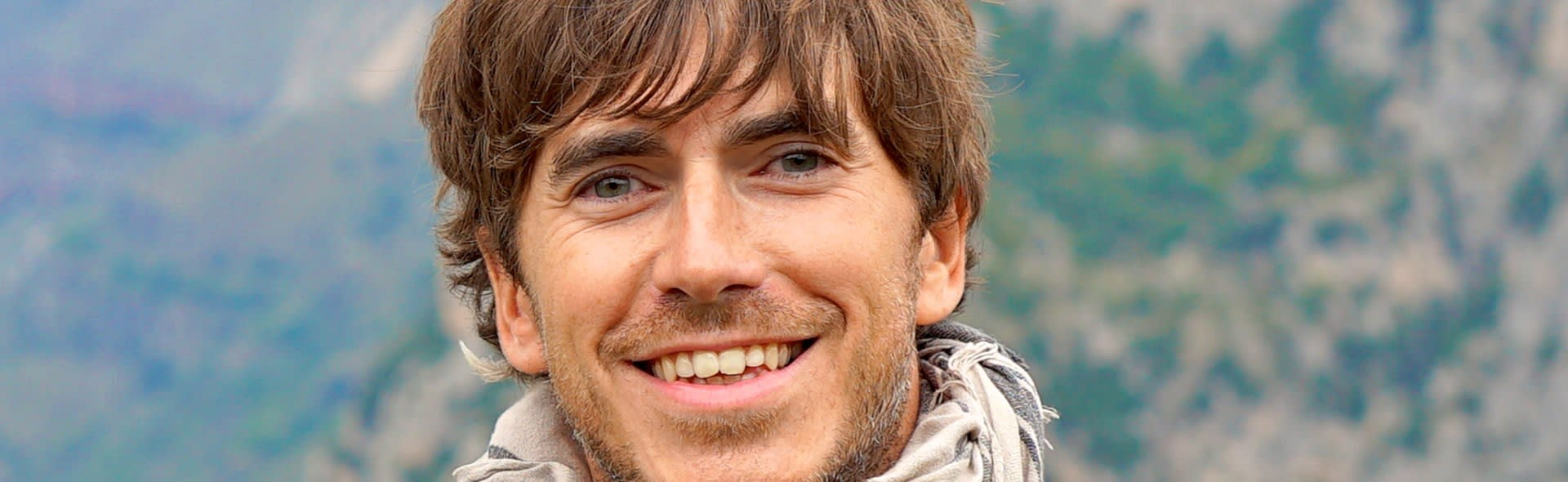 An Audience with Simon Reeve header