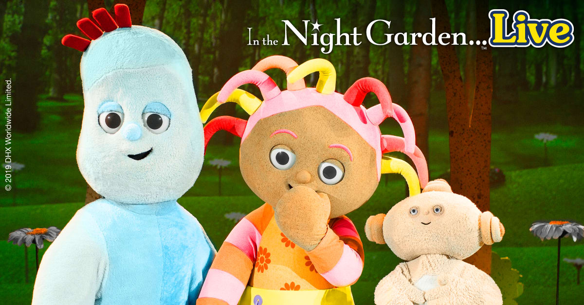 In the night garden title