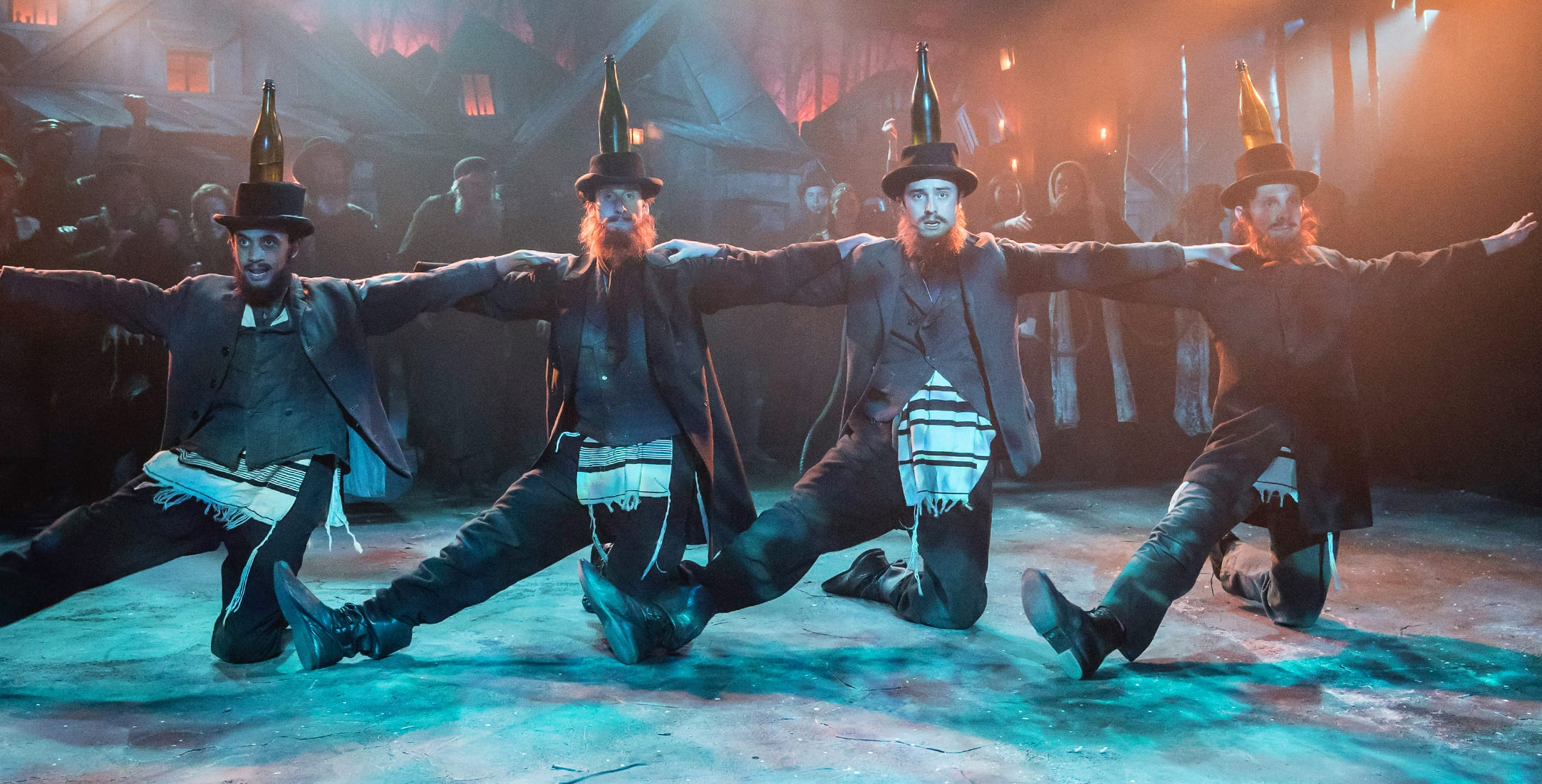 Fiddler on the Roof header