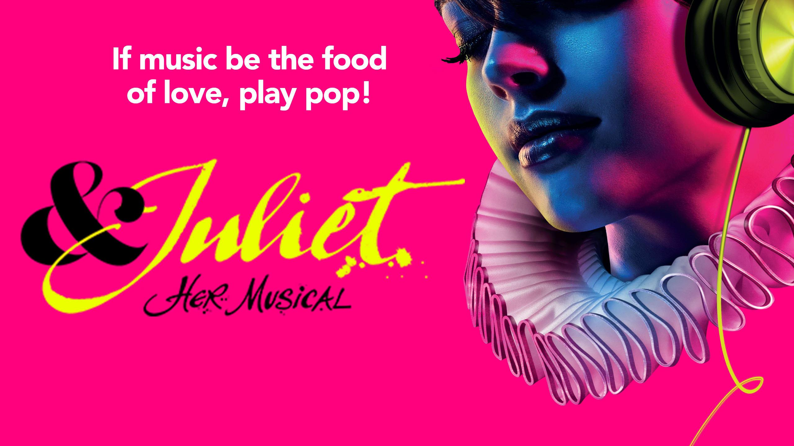 & Juliet - title large