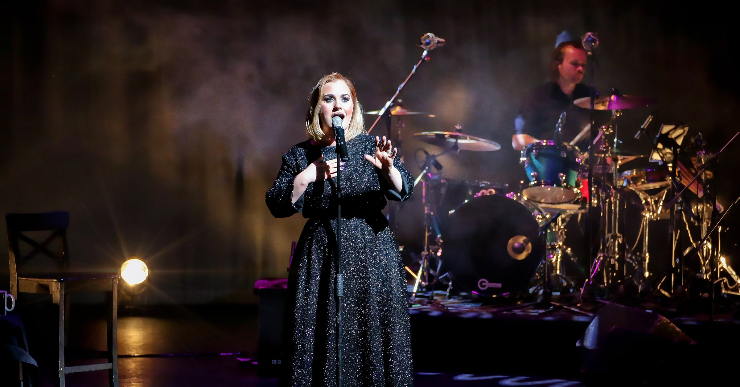 Someone Like You - The Adele Songbook header