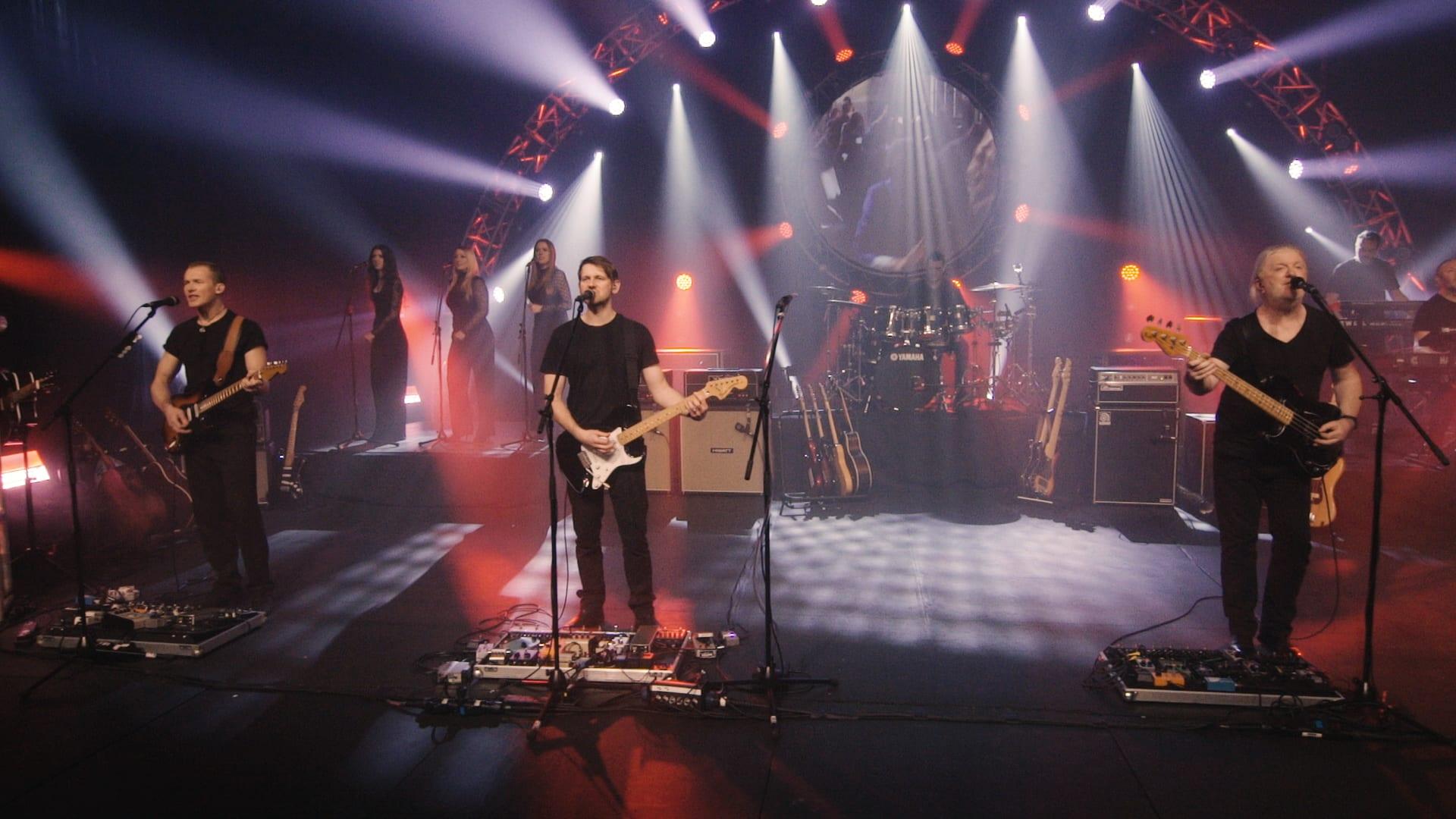 UK Pink Floyd Experience Prod Shot