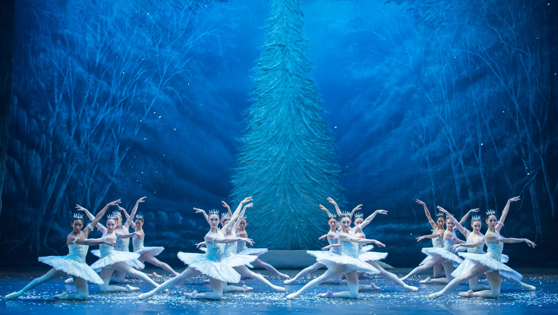 Nutcracker production shot