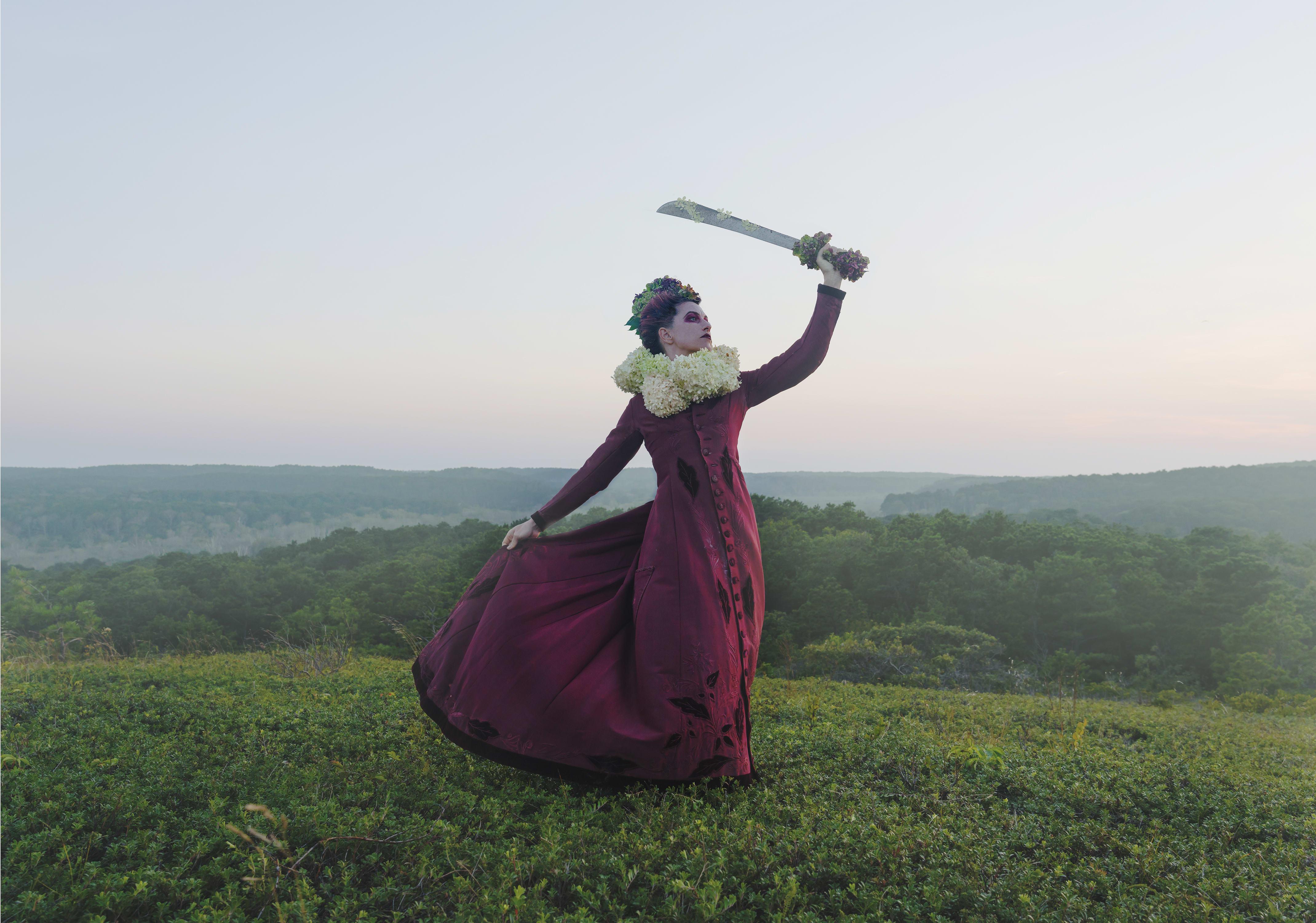 Amanda Palmer Production Shot