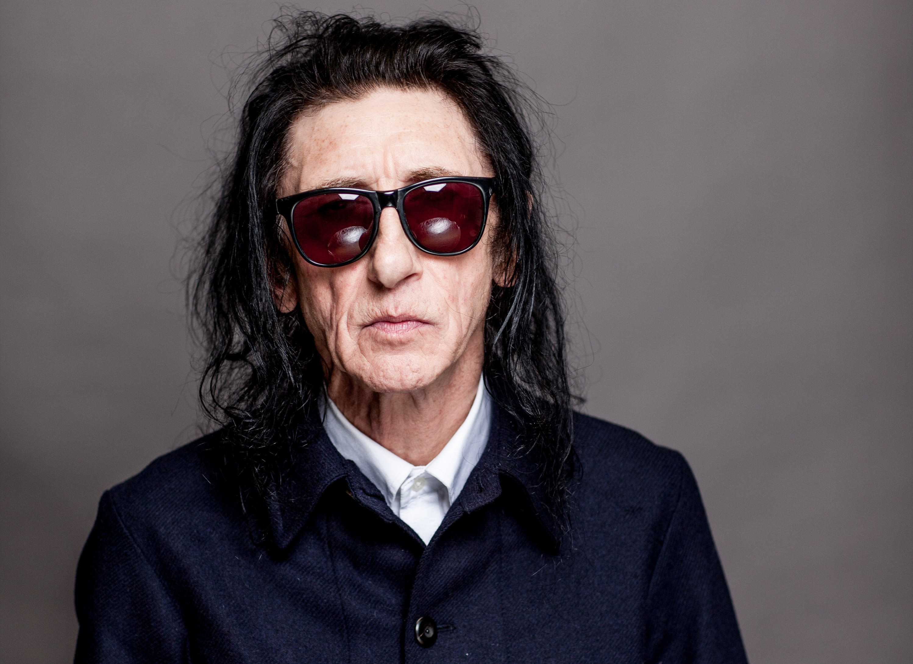 Dr John Cooper Clarke Production Shot
