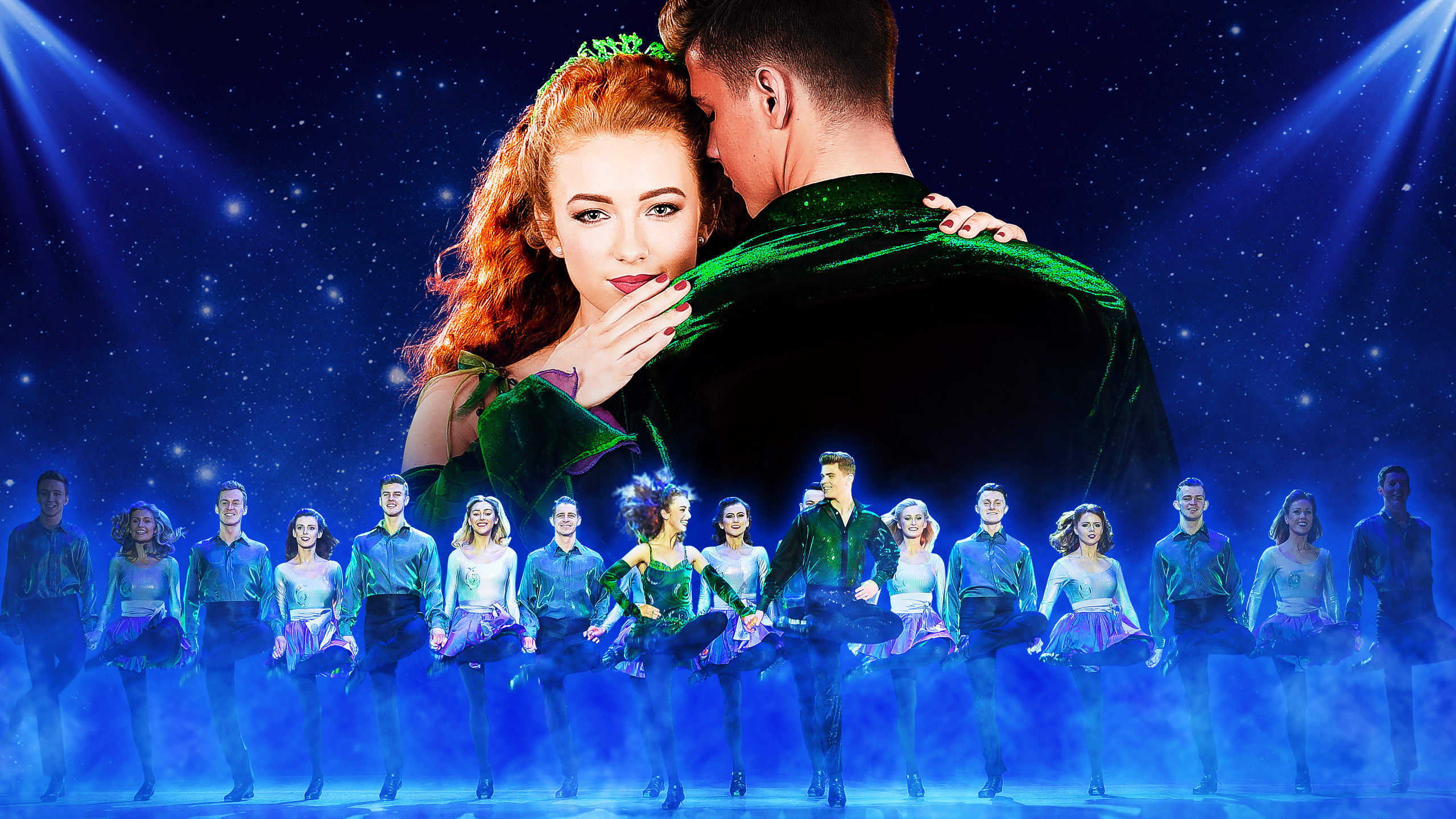Riverdance Production Shot