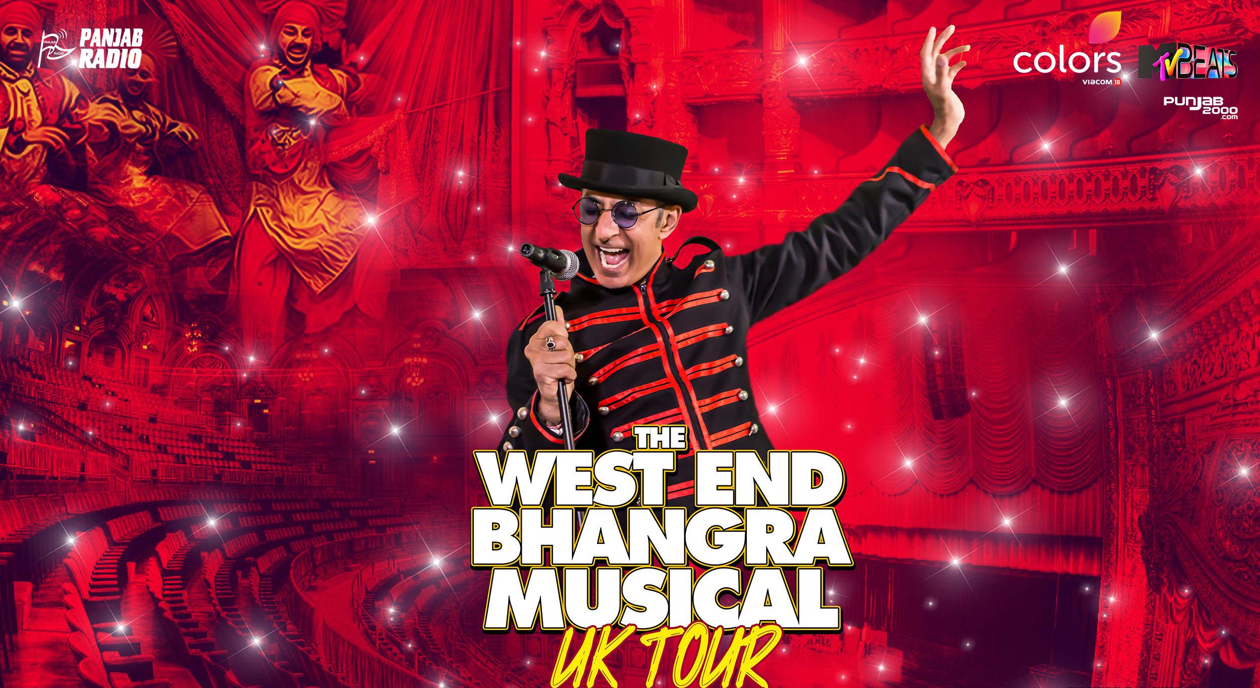 Bhangra Musical header