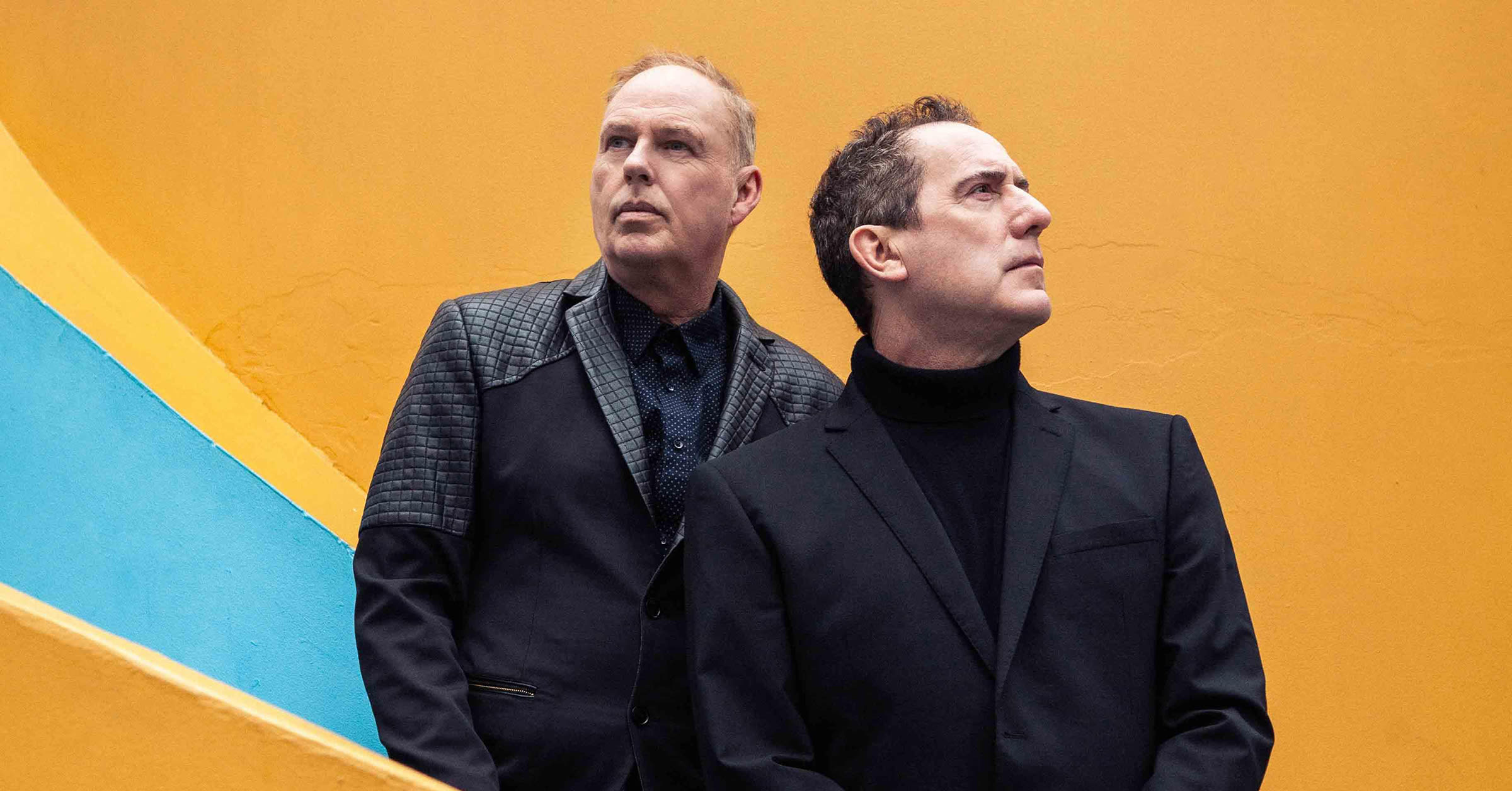 OMD - 40 Years - Greatest Hits header