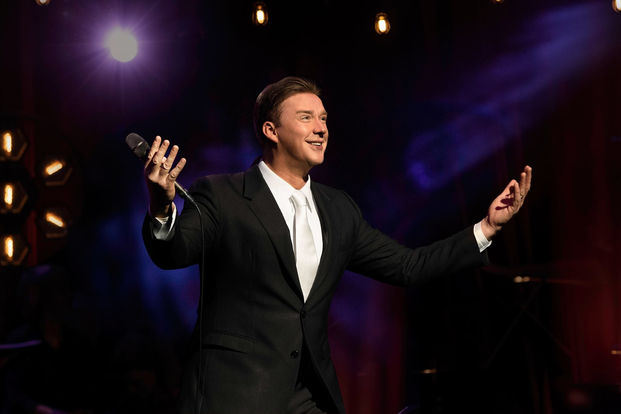 A Very Special Evening With Russell Watson Production Shot