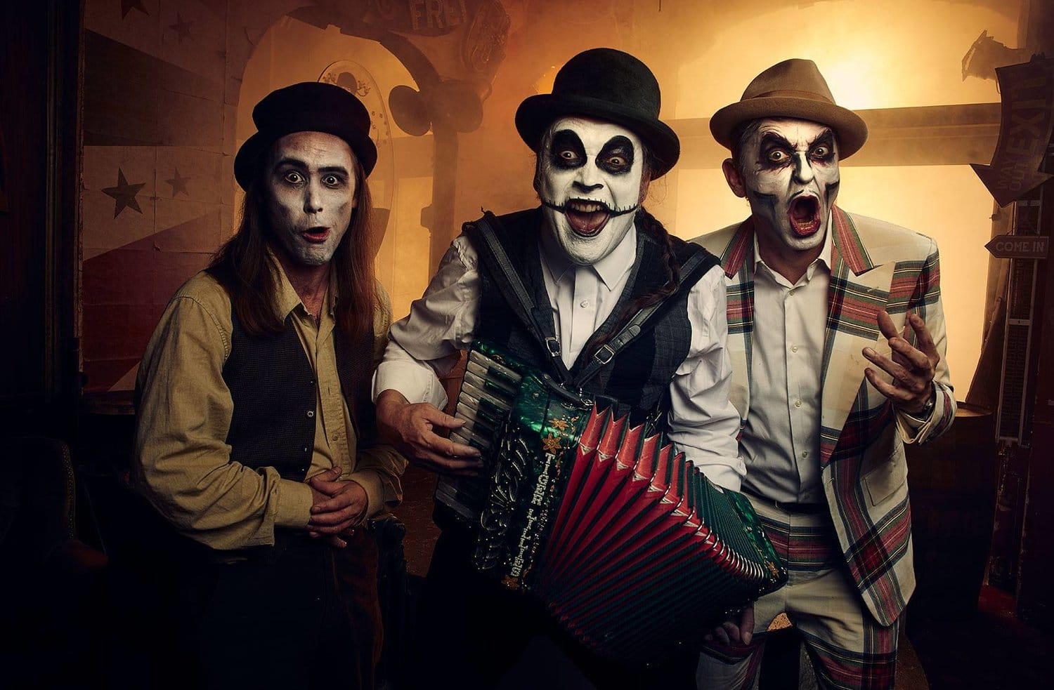 The Tiger Lillies Production Shot