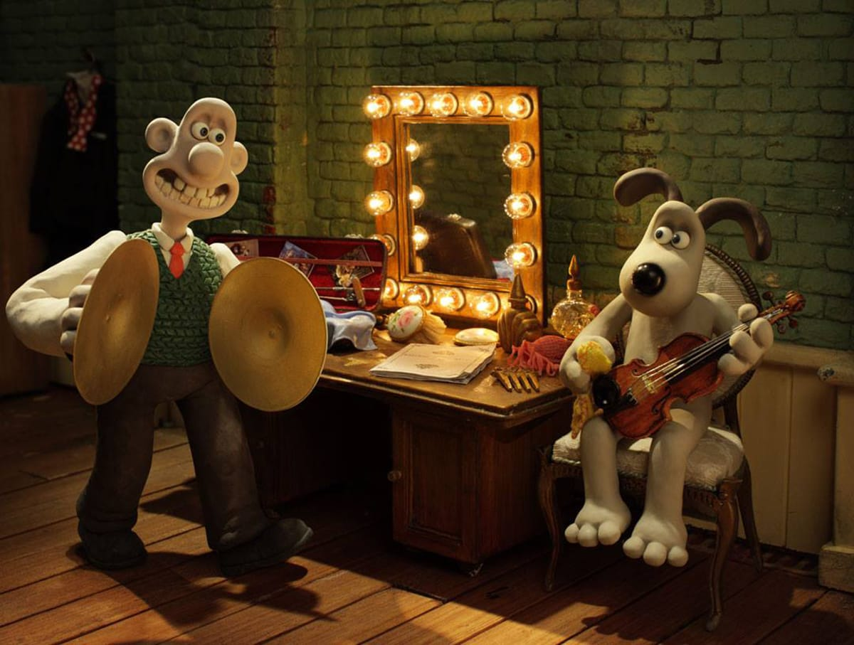 Wallace & Gromit: In Concert Prod Shot