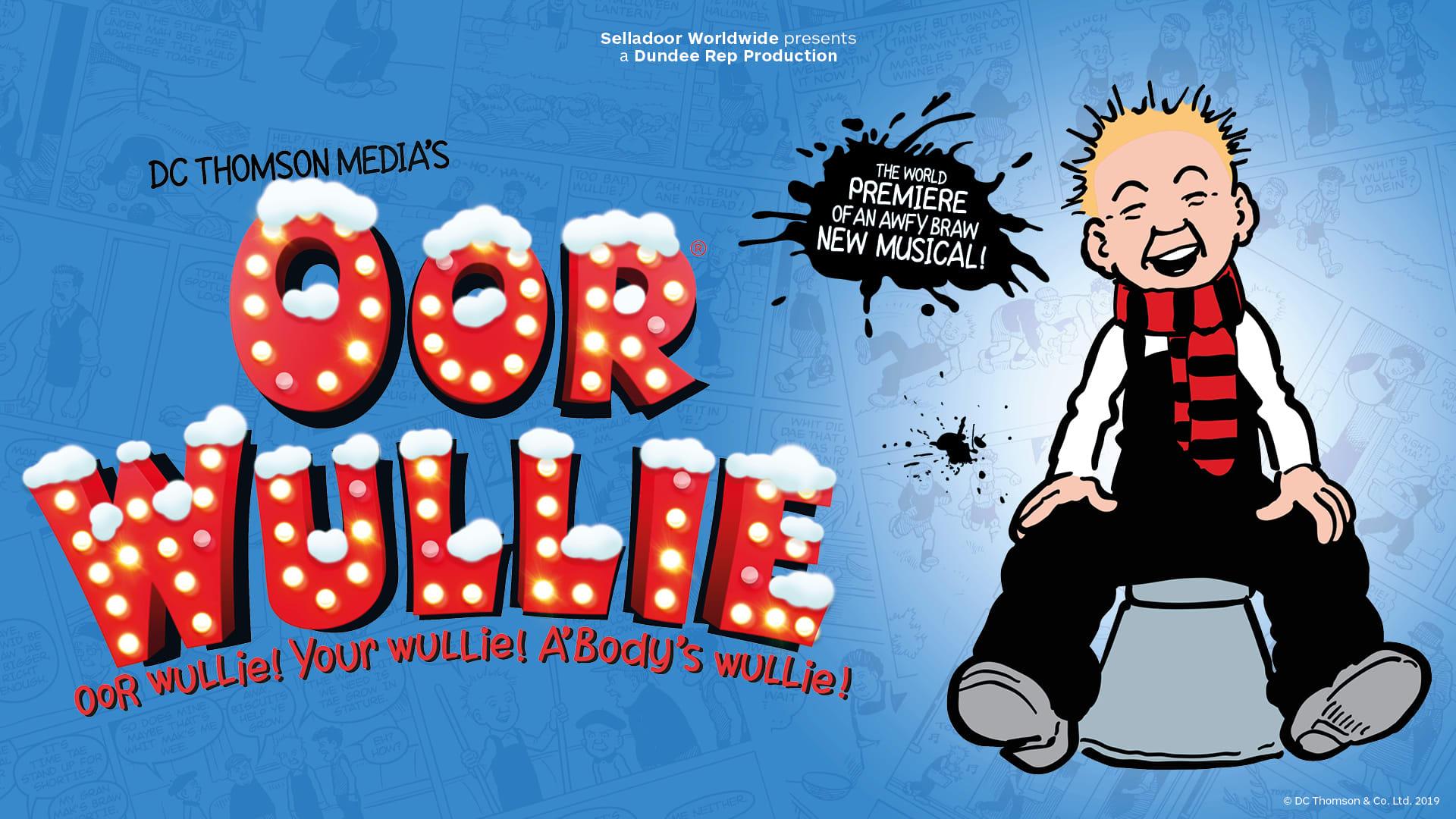 Oor Wullie title