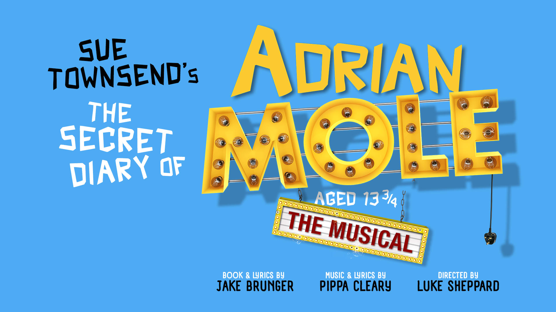 Sue Townsend's The Secret Diary of Adrian Mole Aged 13 3/4 The Musical at Ambassadors Theatre