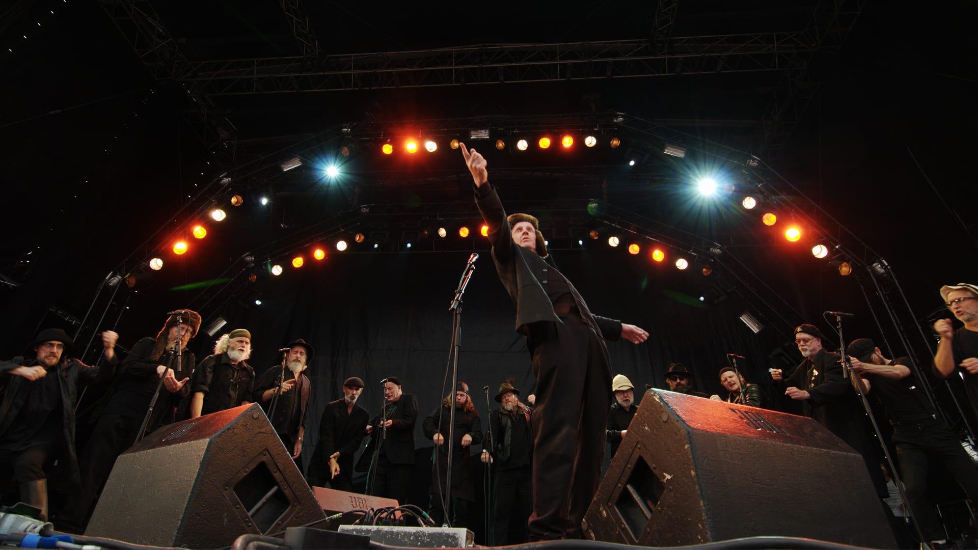 Spooky Men's Chorale header