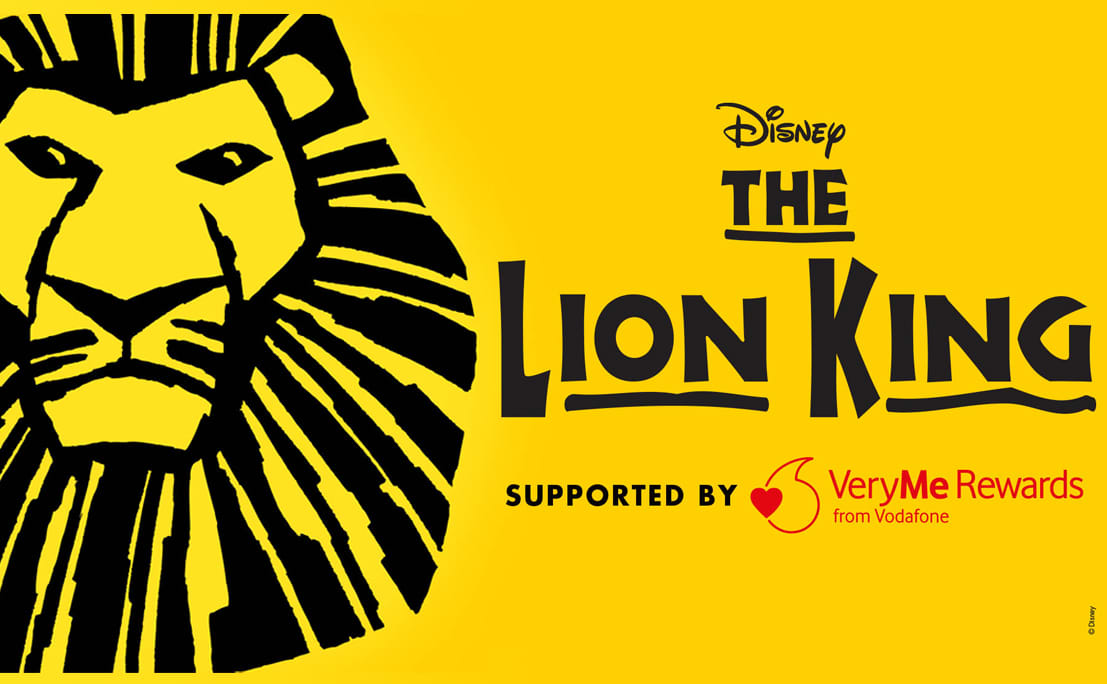 Disney's The Lion King, UK Tour