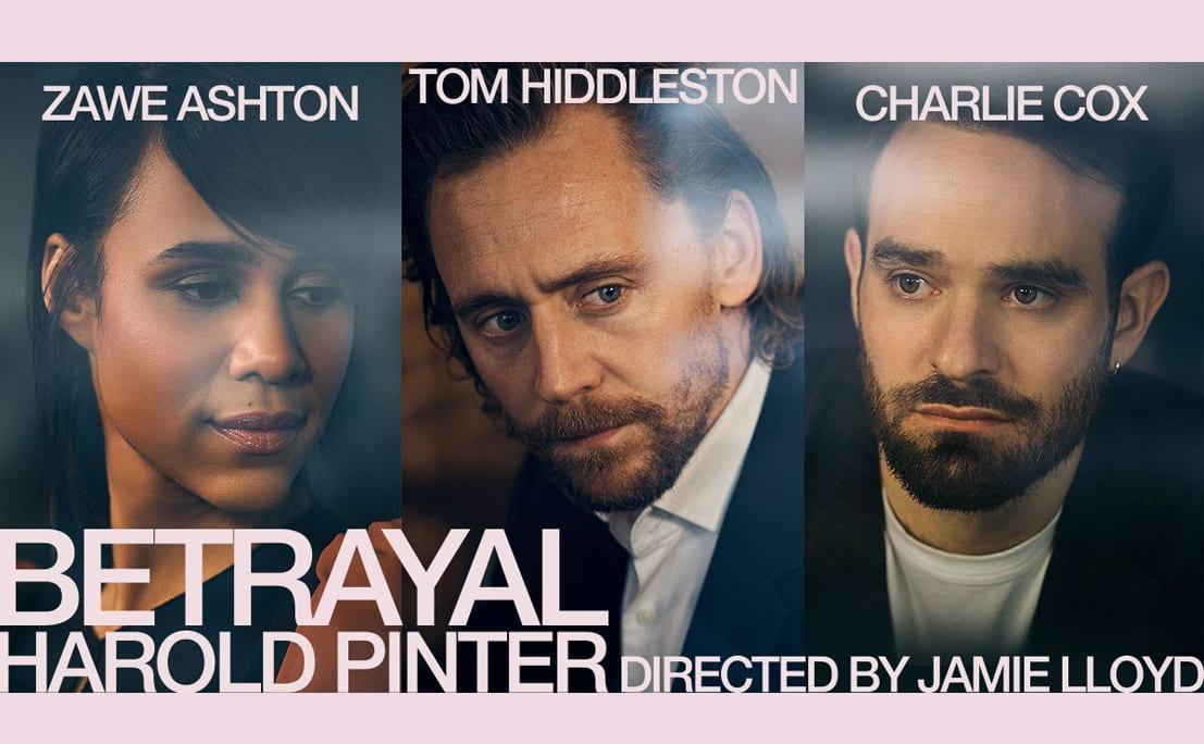Betrayal at Harold Pinter Theatre