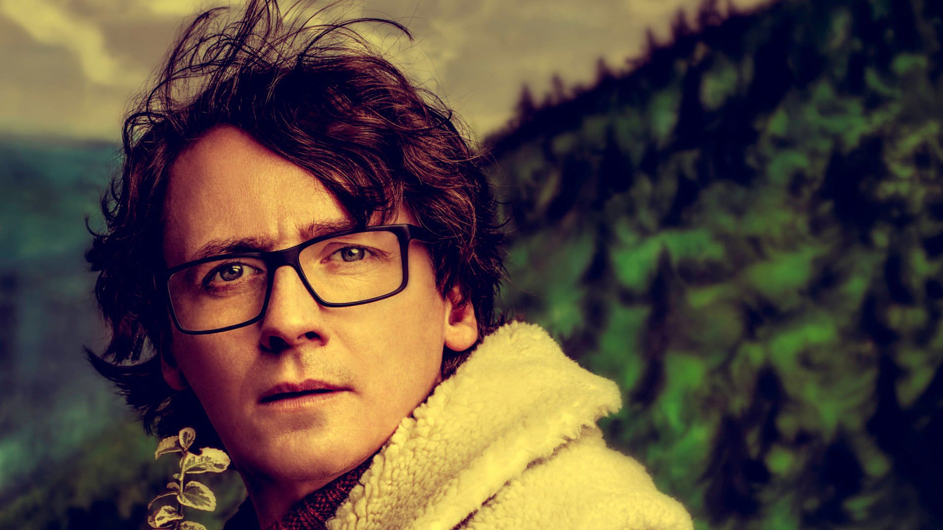 Ed Byrne: If I'm Honest header