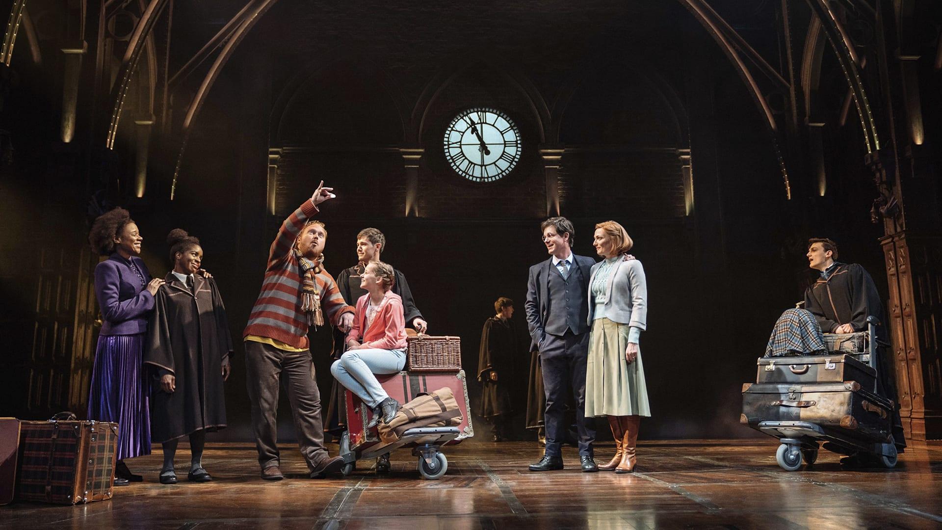 harry potter teater london