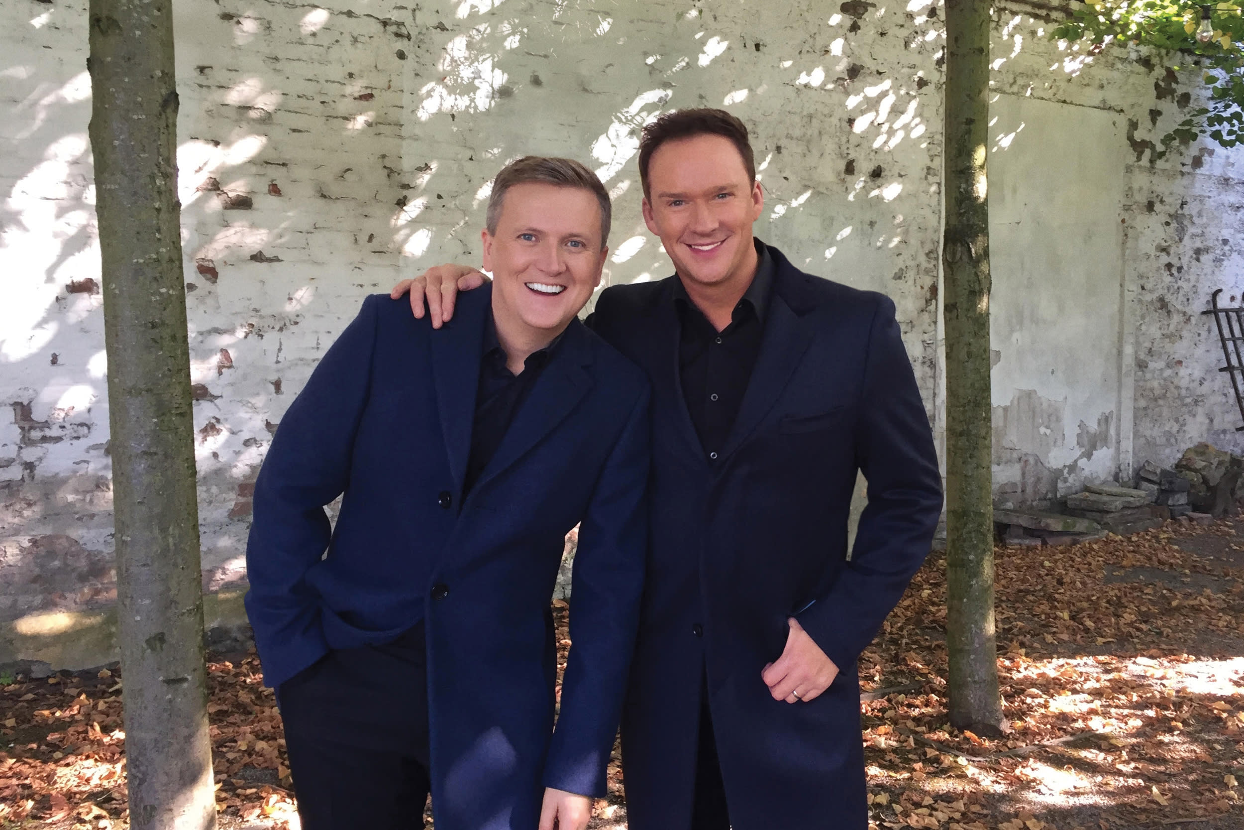 Aled Jones and Russell Watson In Harmony