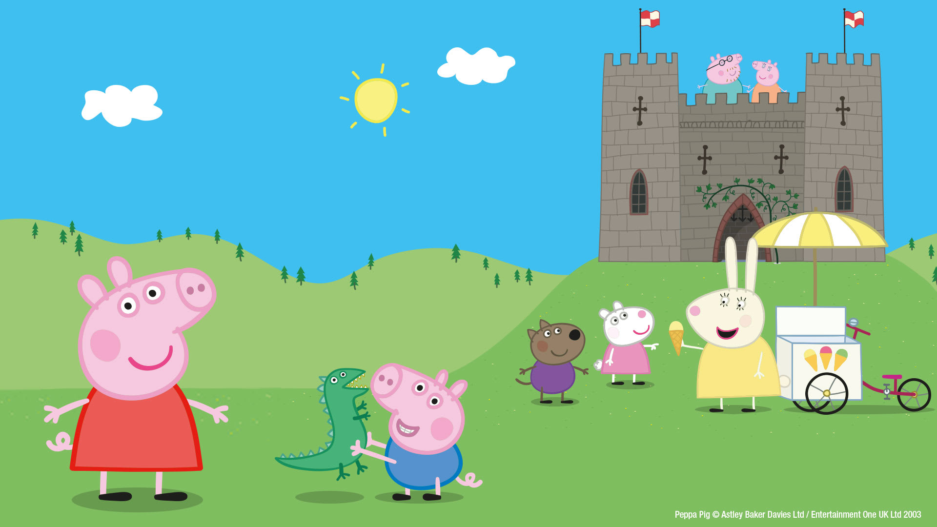 Peppa Pig's Best Day Ever Prod Shot