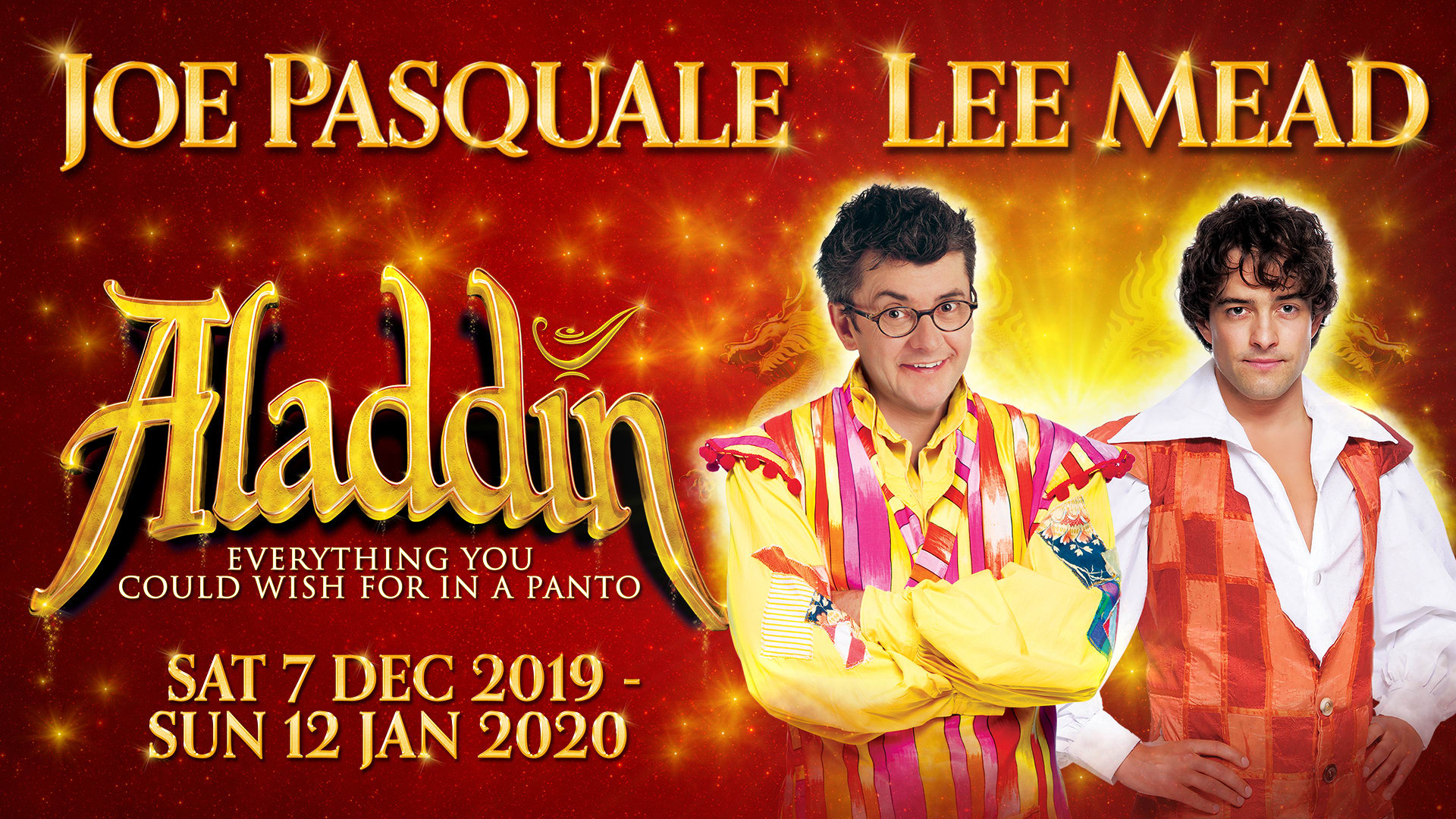 Aladdin at Milton Keynes Theatre