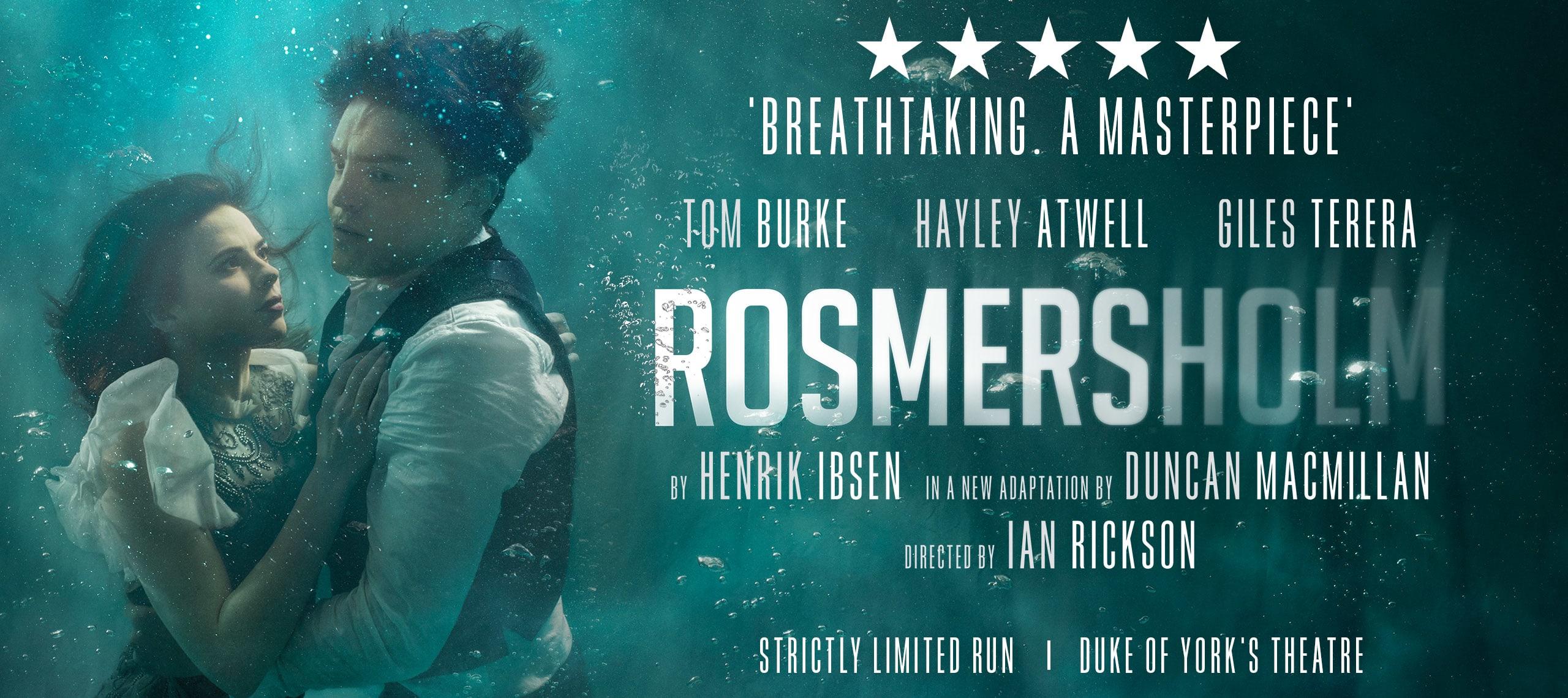 Rosmersholm at Duke of York's Theatre