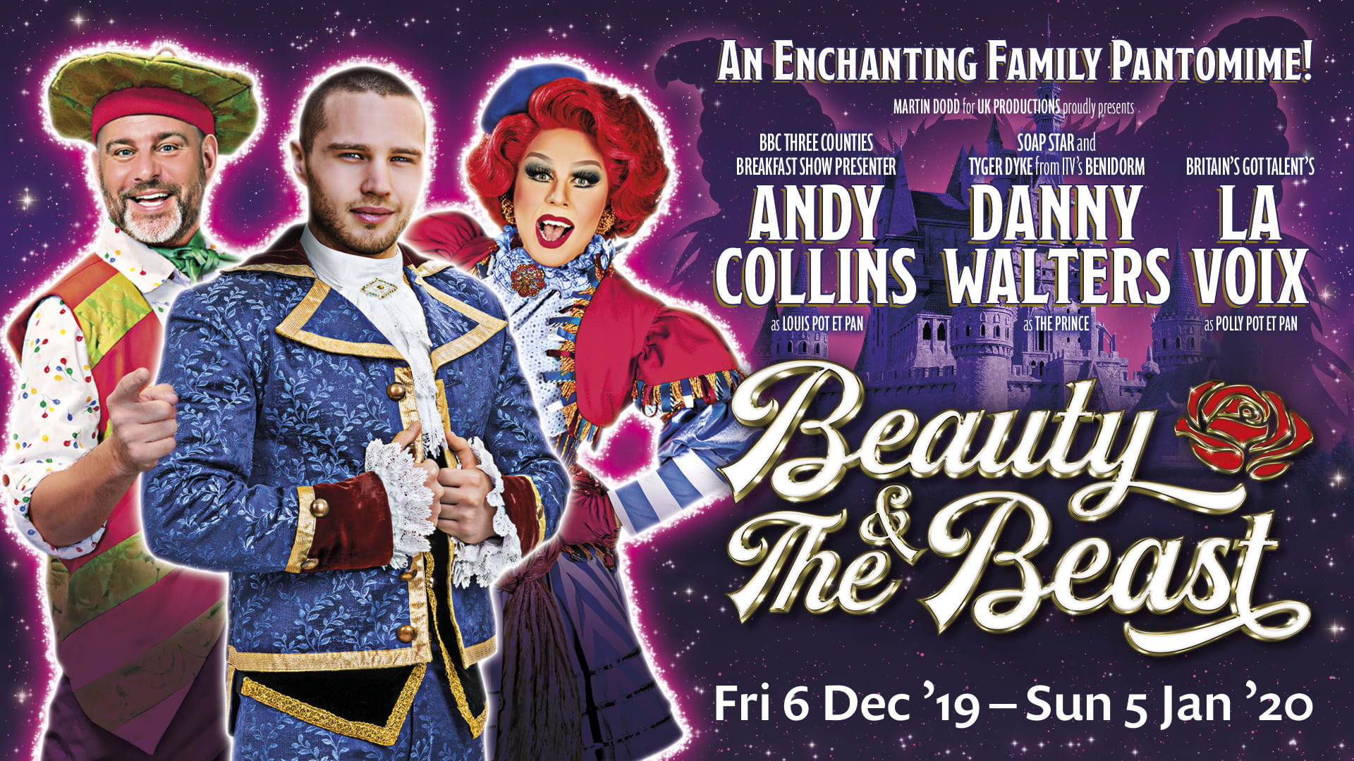 Beauty and the Beast (Aylesbury)