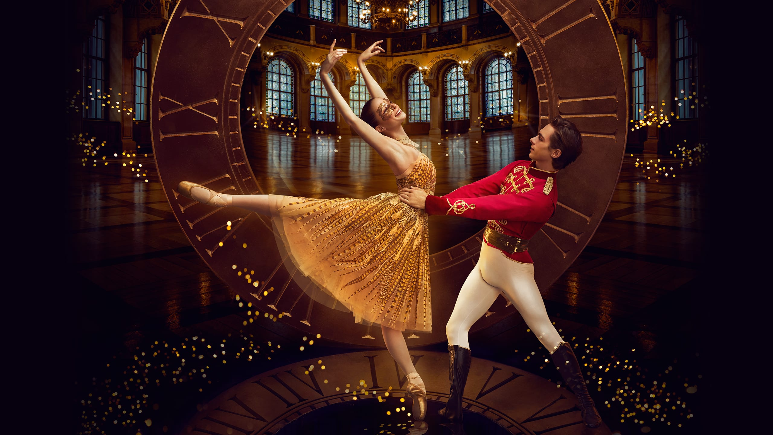 Christopher Wheeldon's Cinderella Header