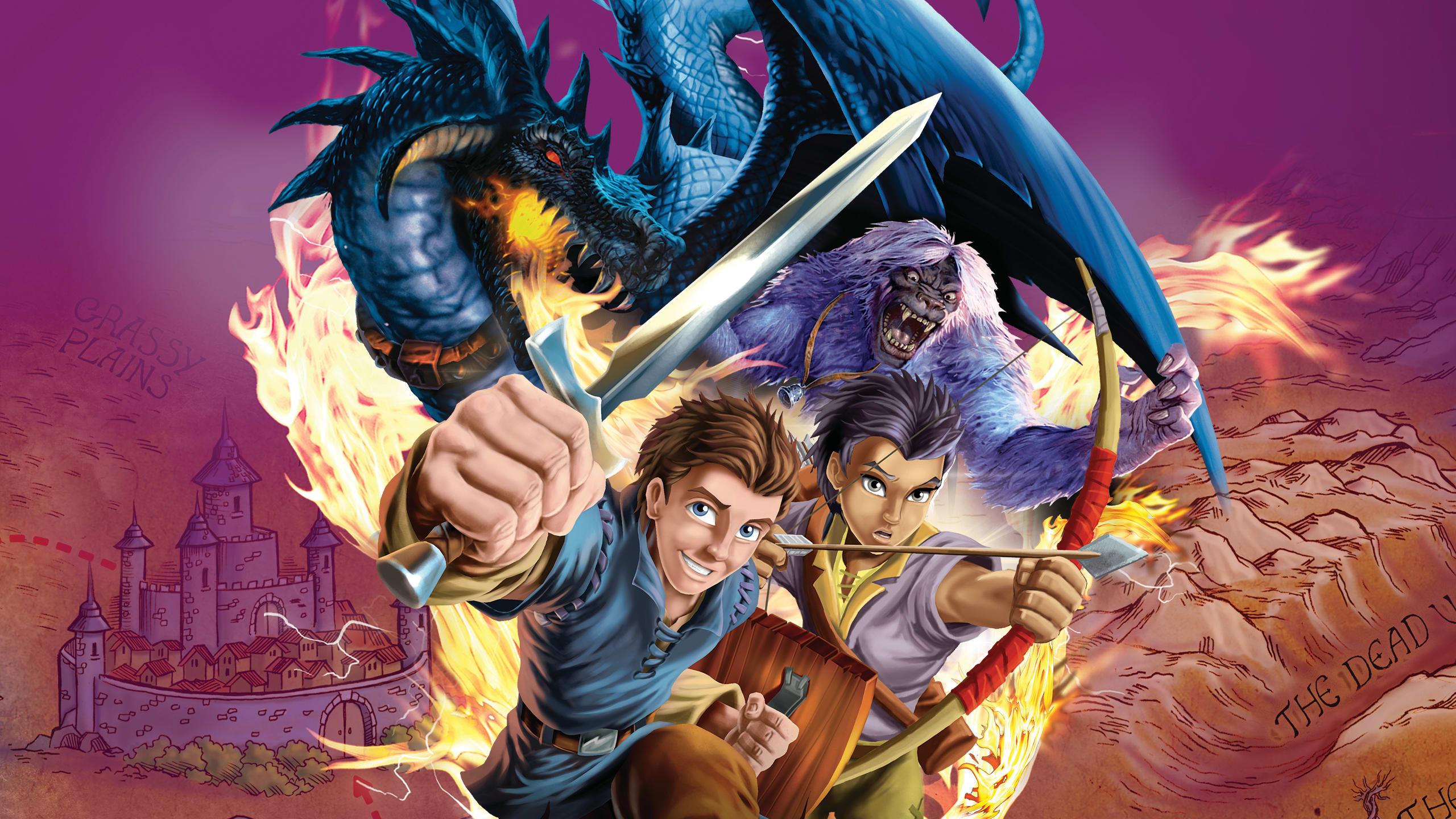 Beast Quest header