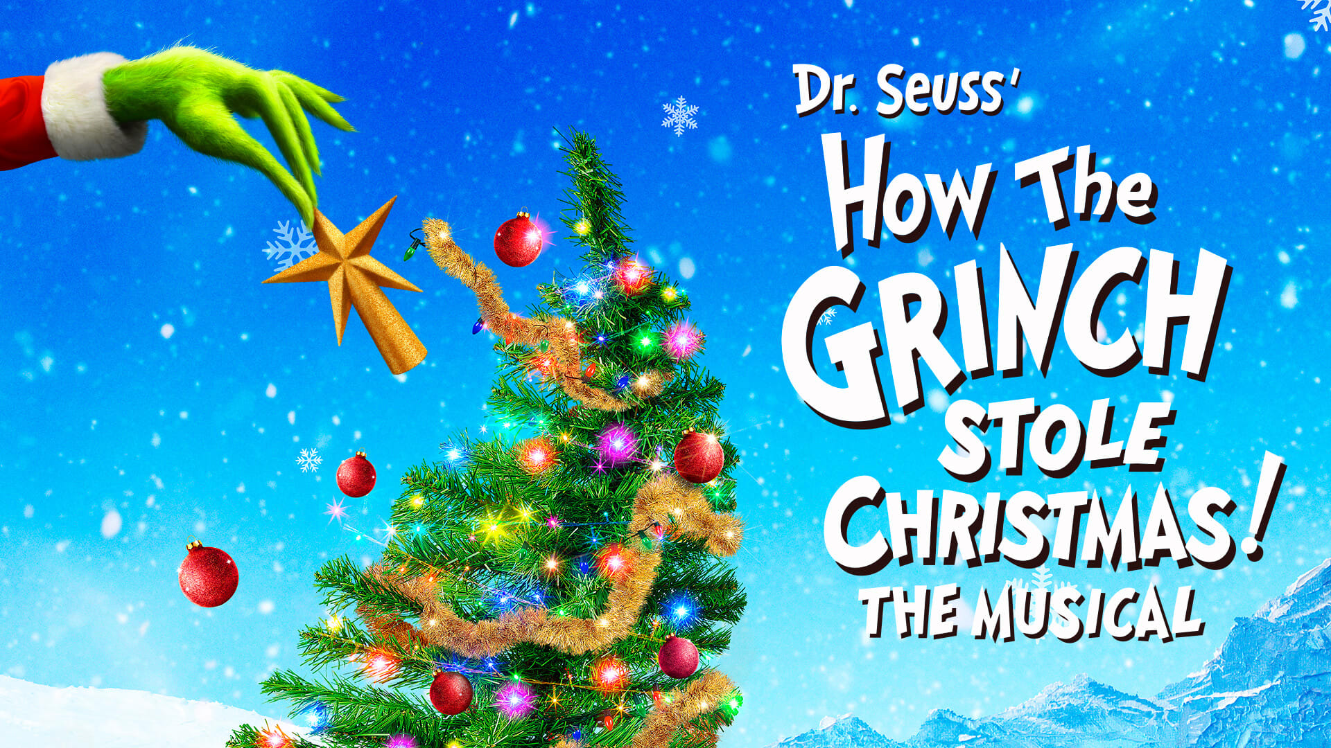 How The Grinch Stole Christmas The Musical 2019 How The Grinch Stole Christmas   The Alexandra Theatre Birmingham