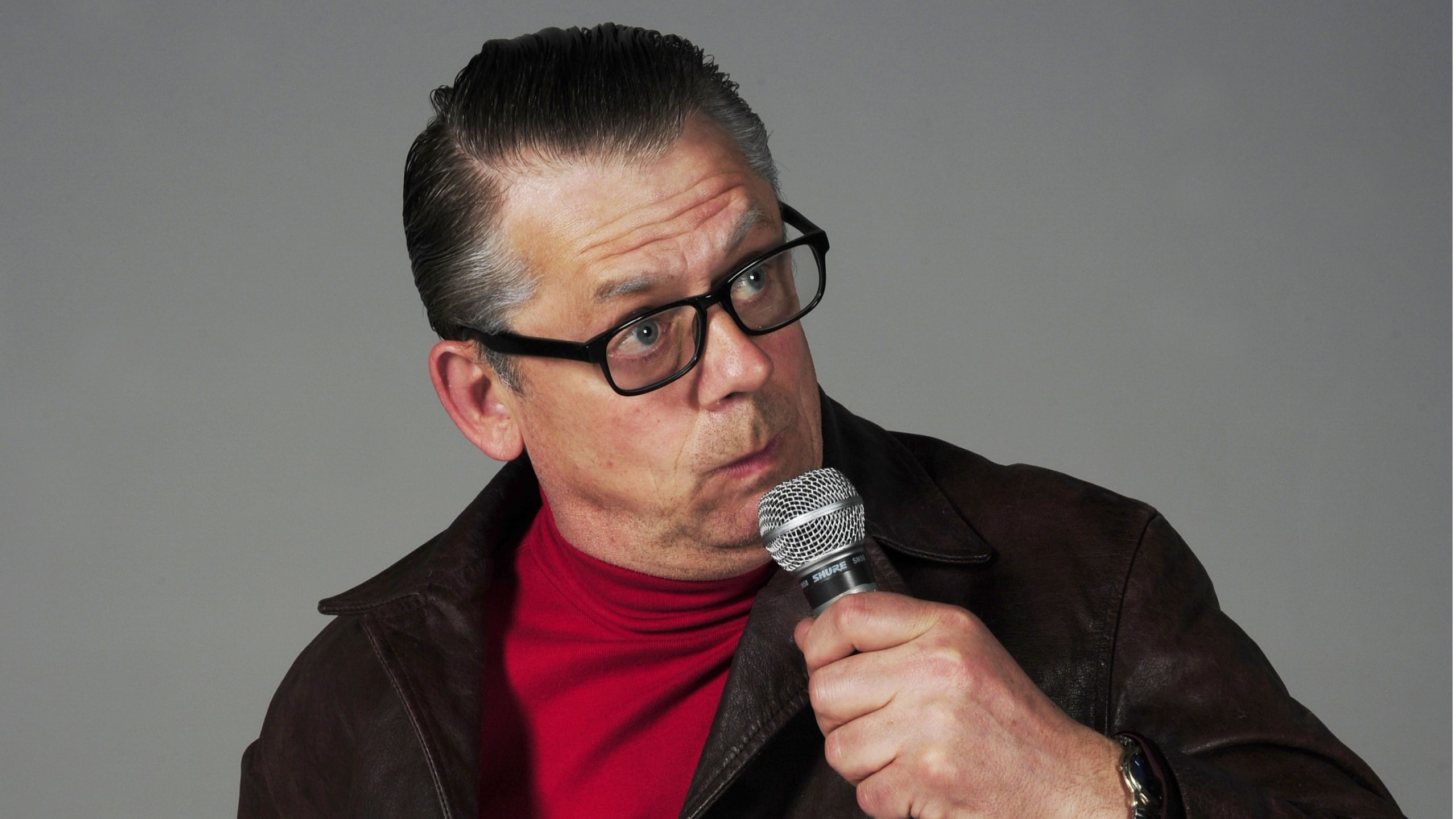 John Shuttleworth's Back Prod Shot