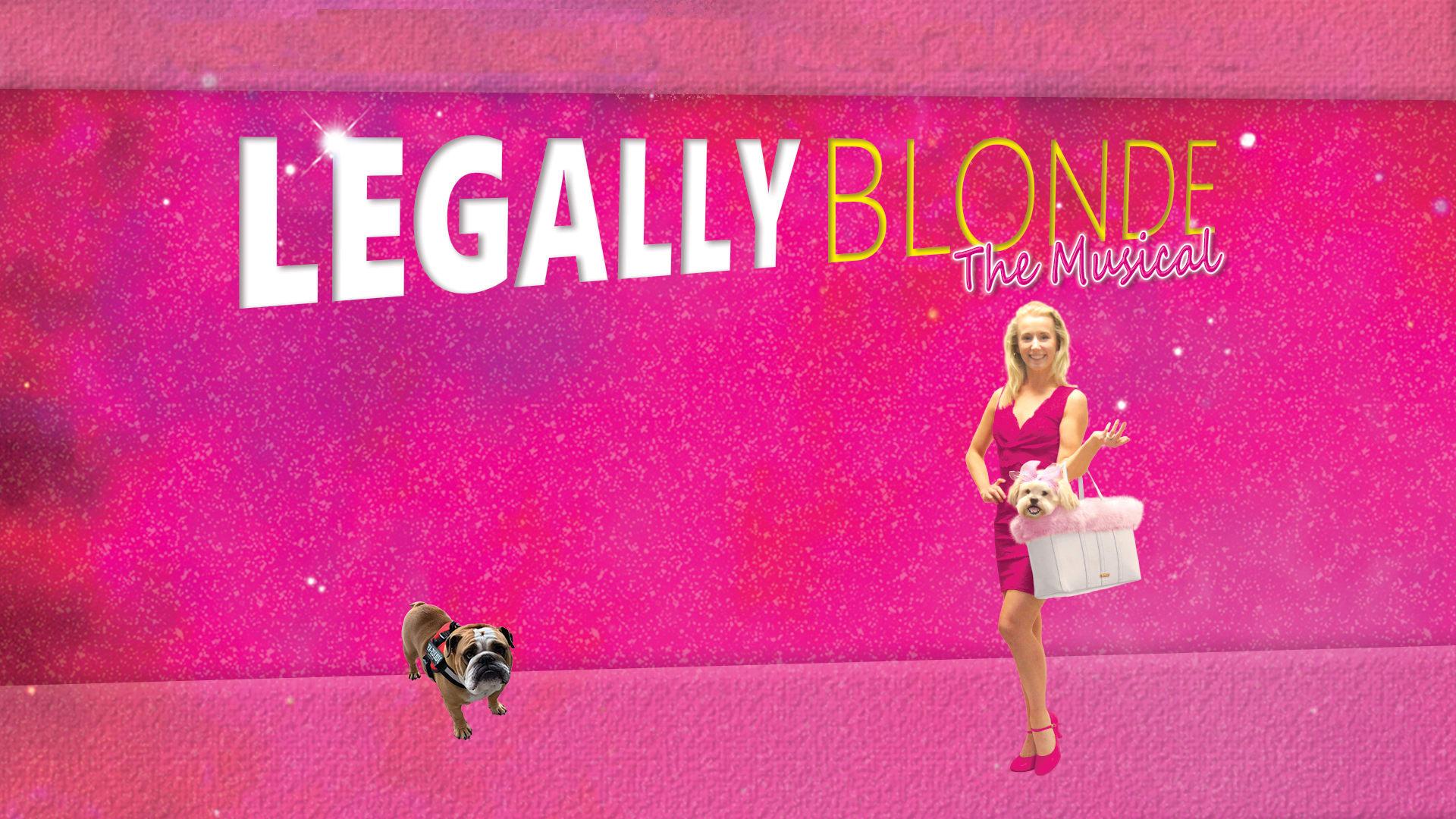 Legally Blonde Prod Shot