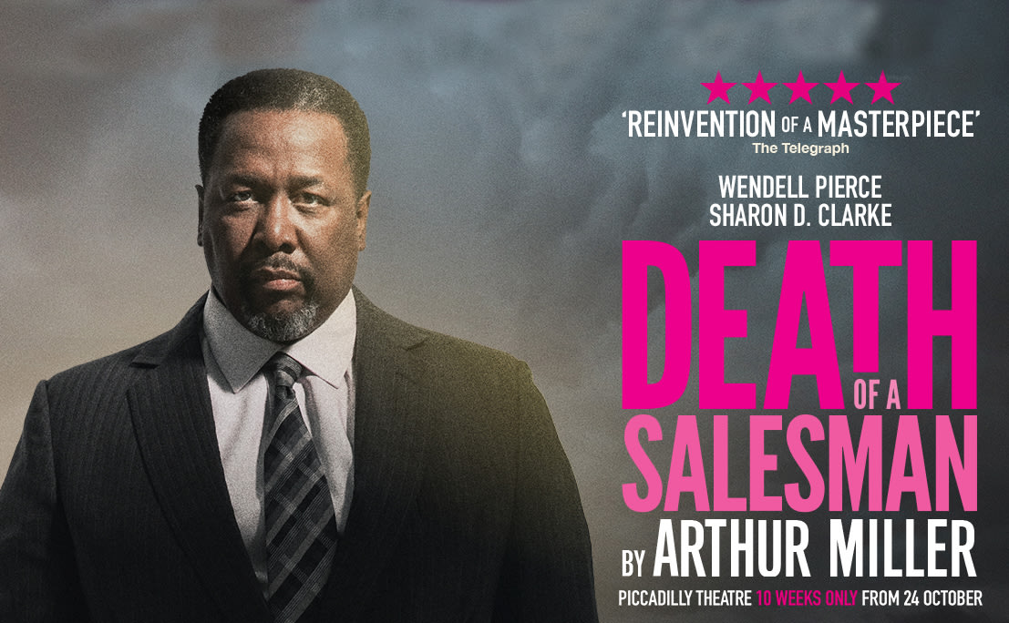 Death of a Salesman at Piccadilly Theatre, London