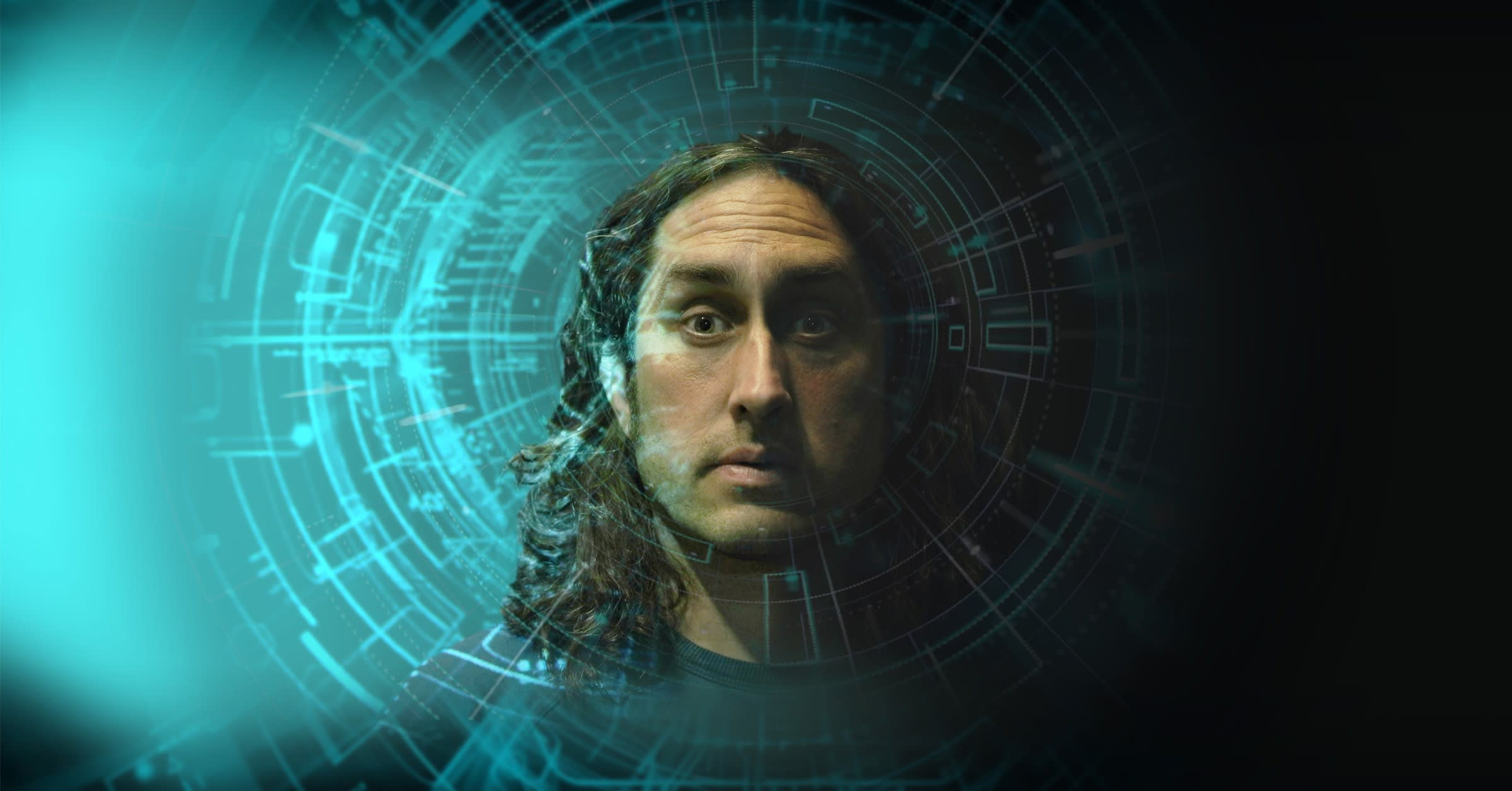 Ross Noble: Humournoid Prod Shot