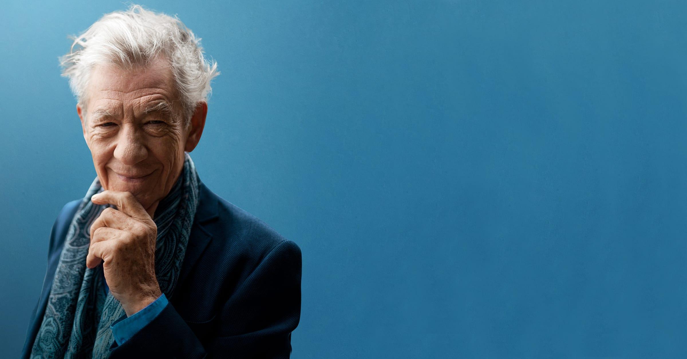 Ian McKellen Pinter header