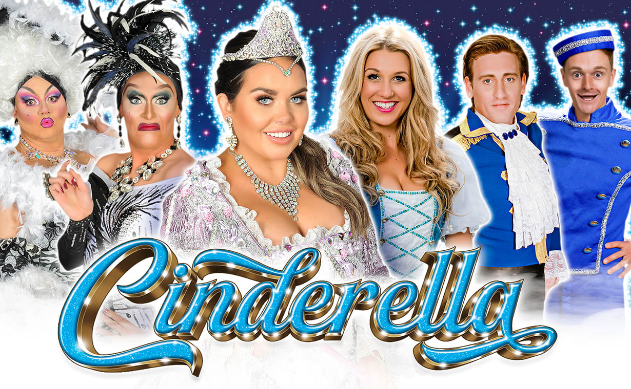 Cinderella at Sunderland Empire