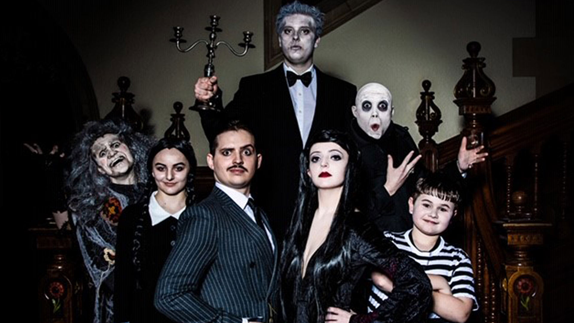 SE: Addams Family header