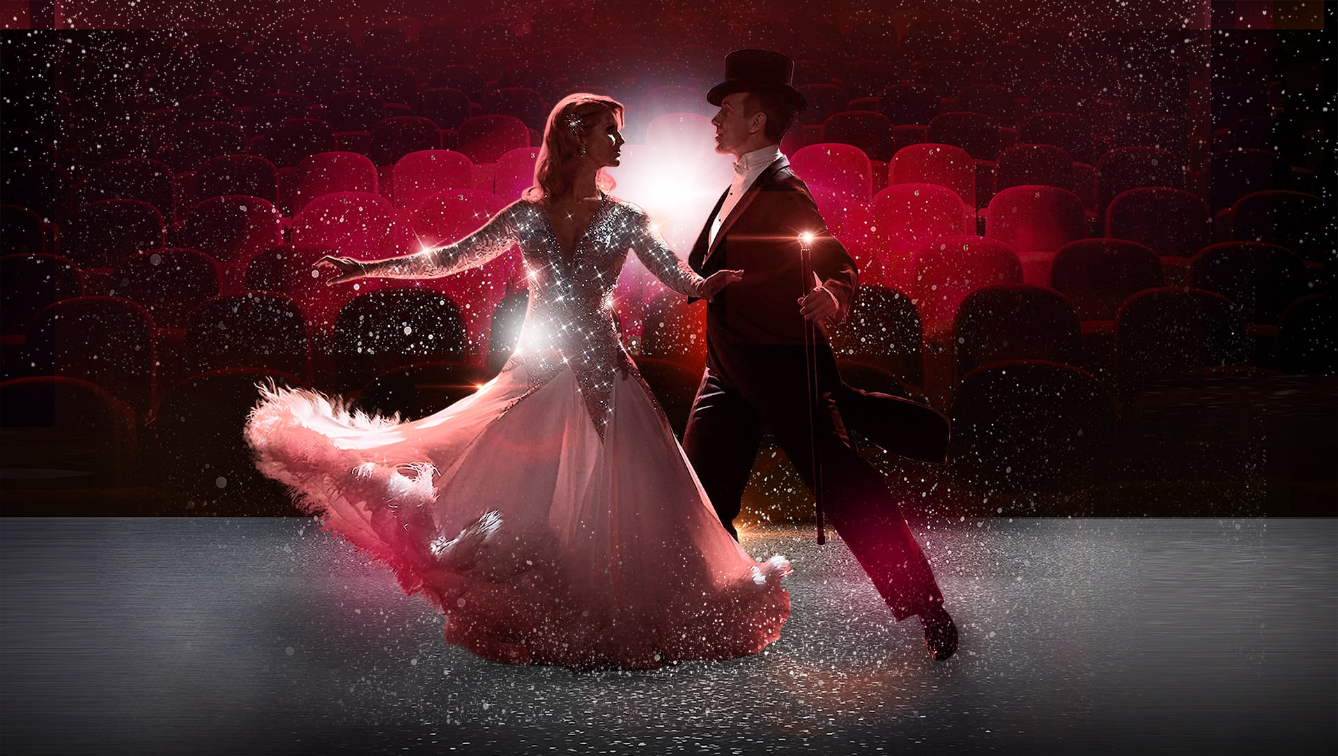 Anton & Erin - Dance Those Magical Movies header