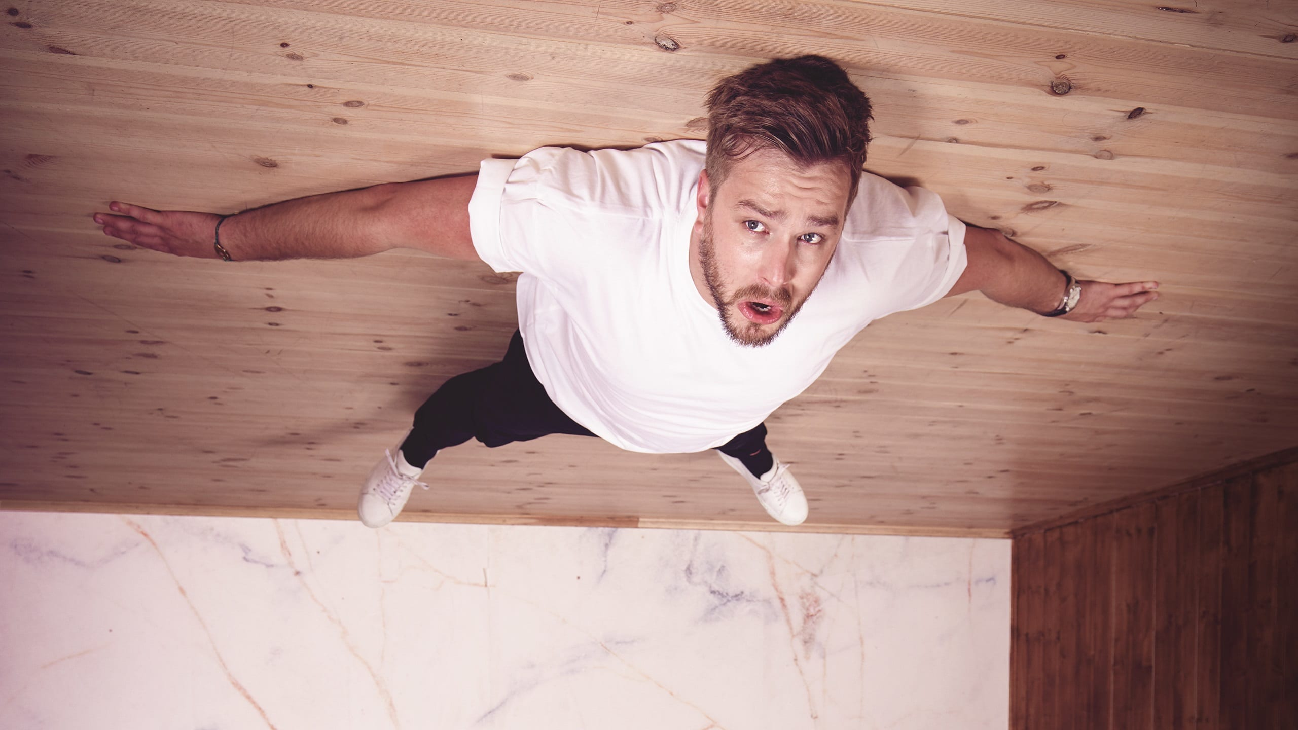 Iain Stirling header
