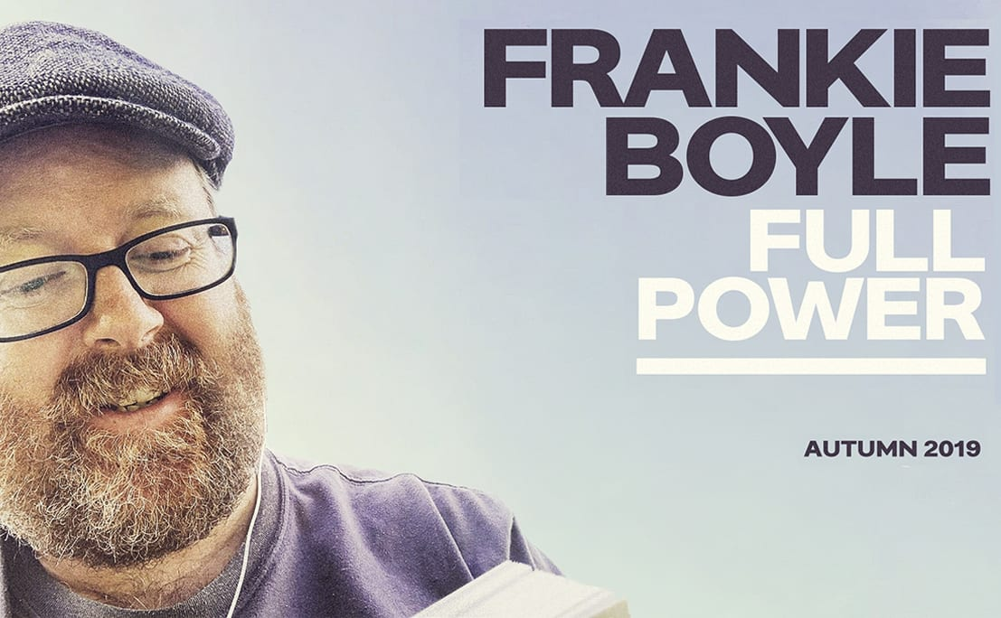 Frankie Boyle - Full Power