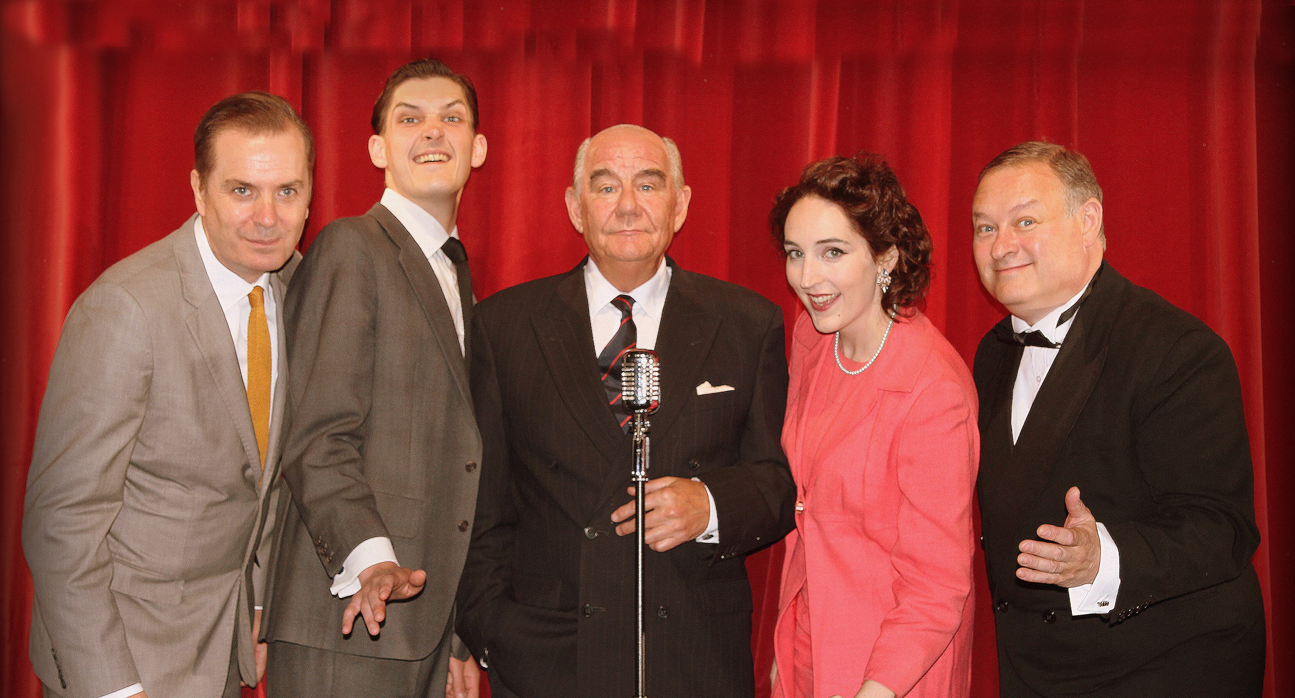 Round the Horne Prod Shot