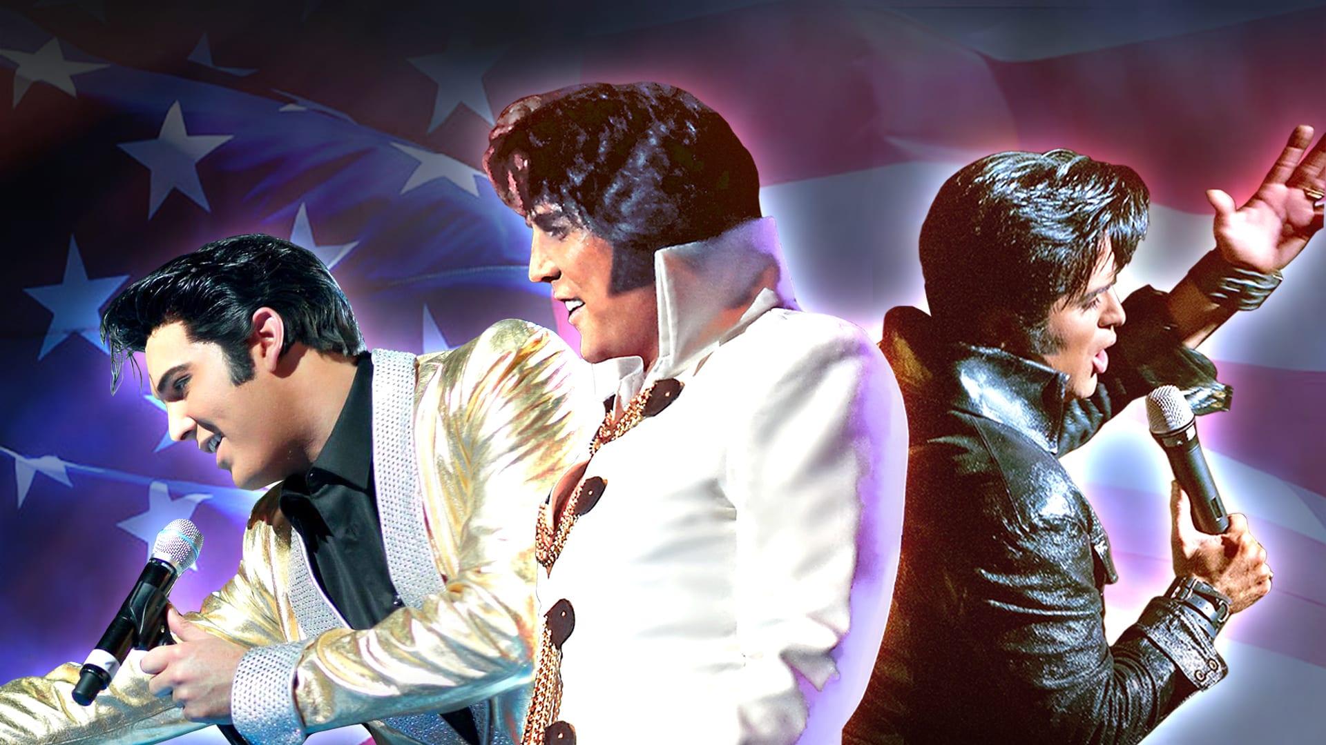 Elvis Tribute Artist World Tour - Edinburgh Prod Shot