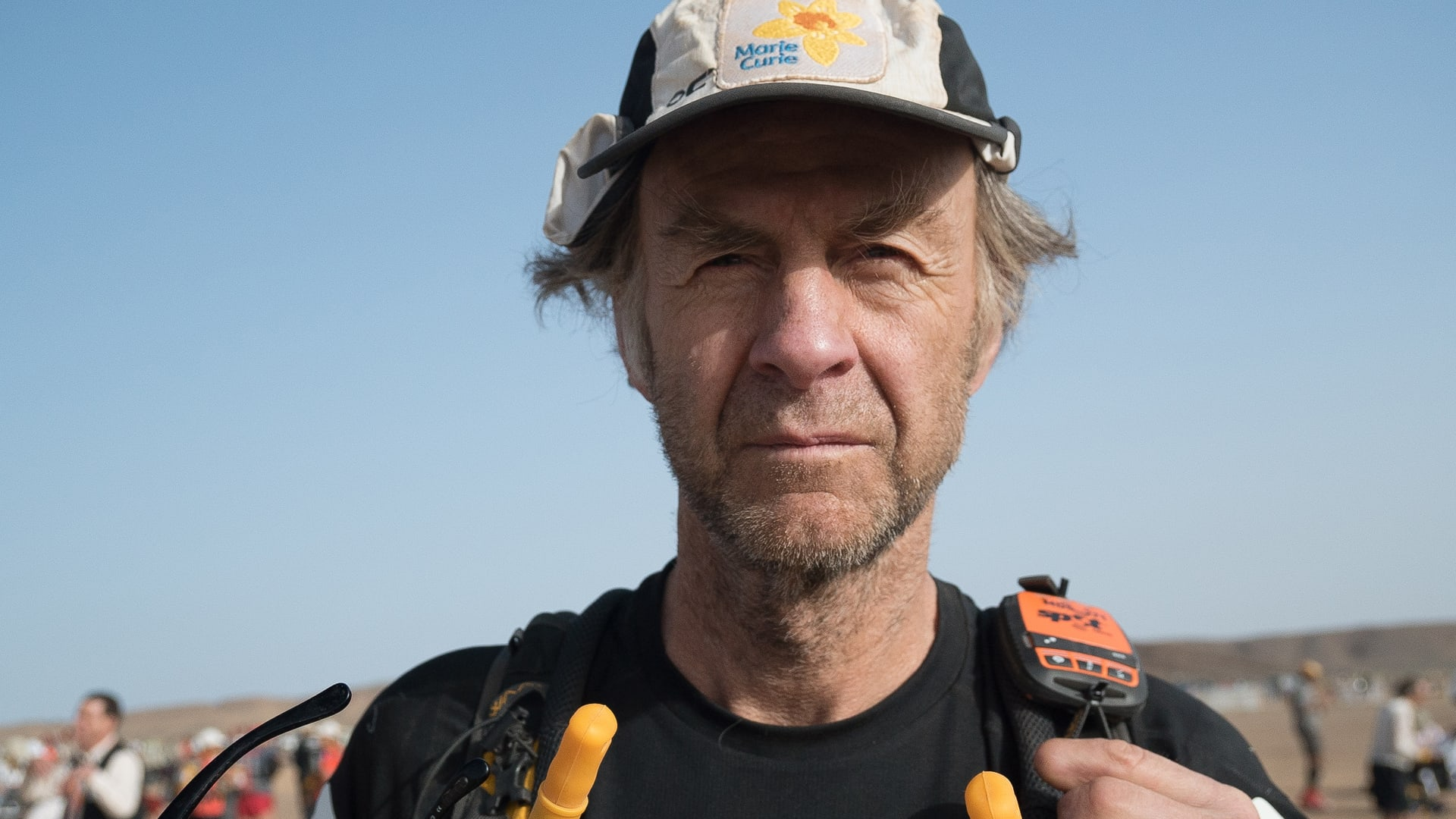 Sir Ranulph Fiennes Prod Shot