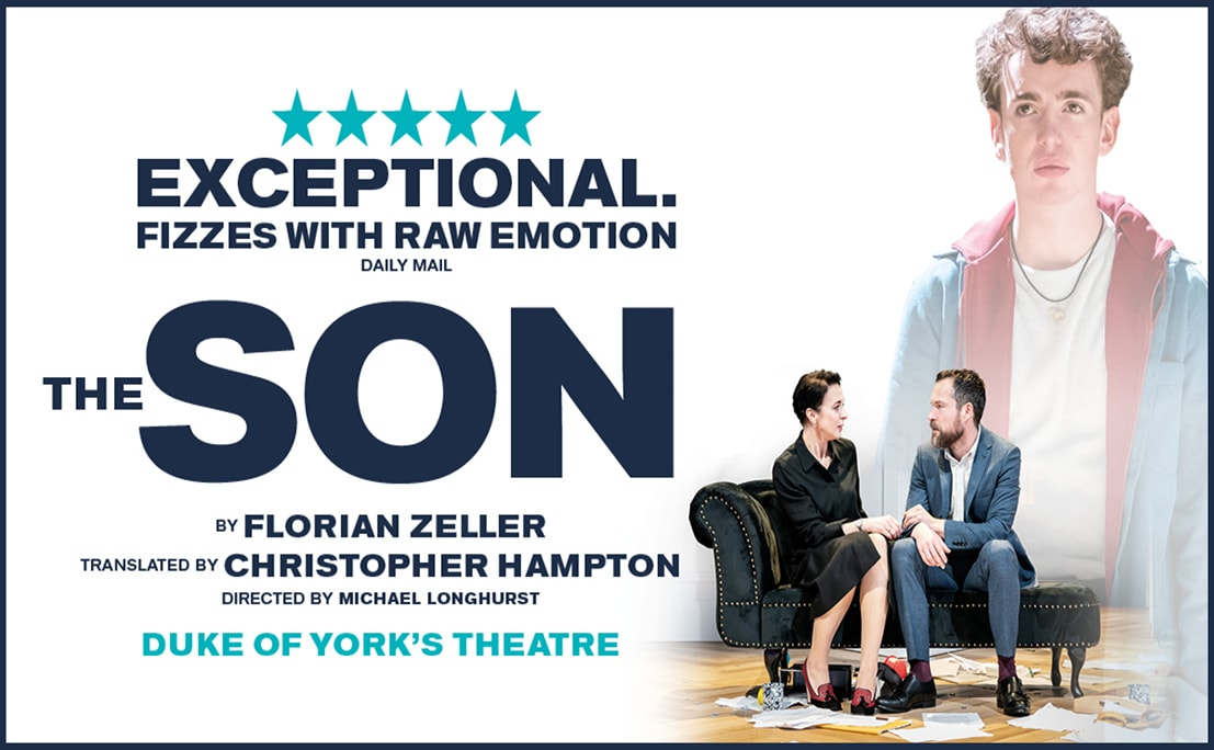 The Son at Duke of York's Theatre